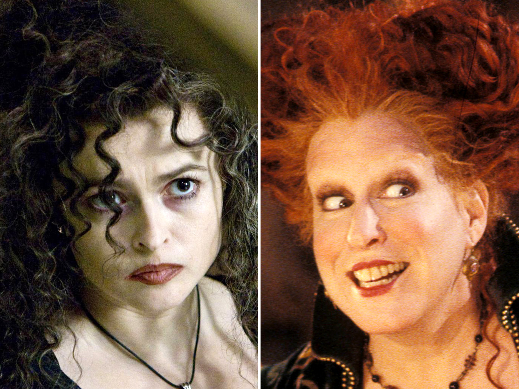 Halloween Makeup Inspo From Your Favorite Witches