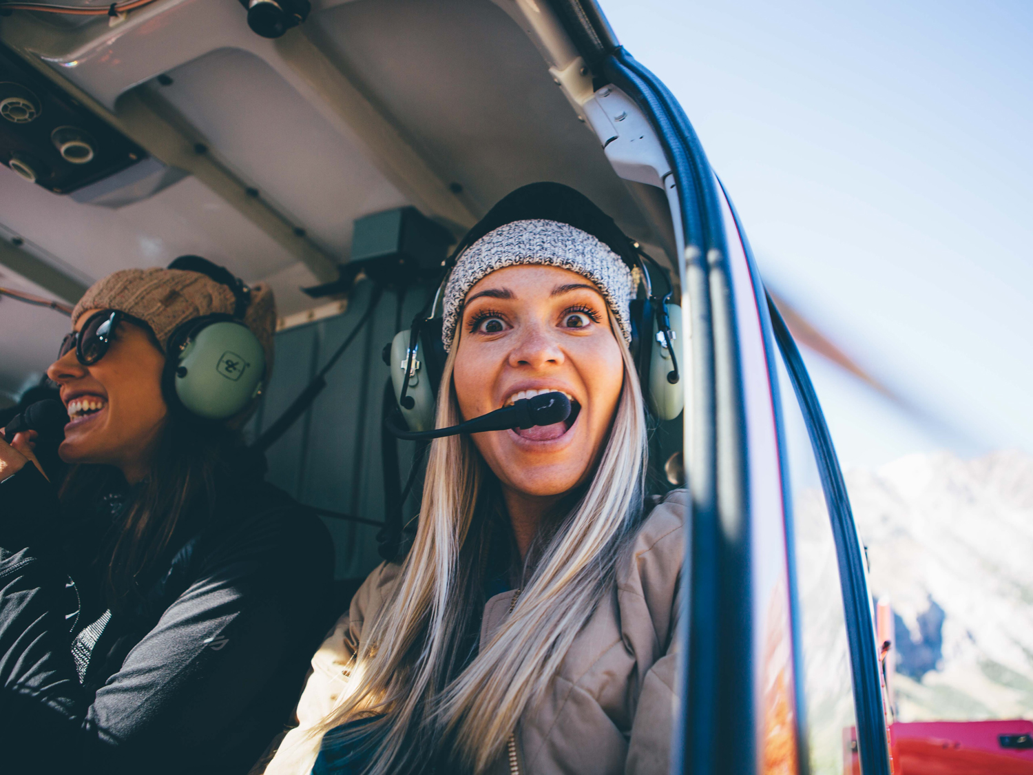 Here's What Happened When Julianne Hough and Jessica Szohr Went On an Outdoor Adventure