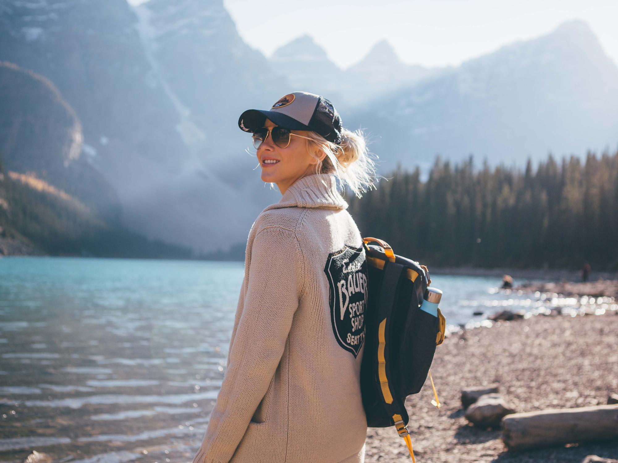 Julianne Hough - Eddie Bauer - Lead