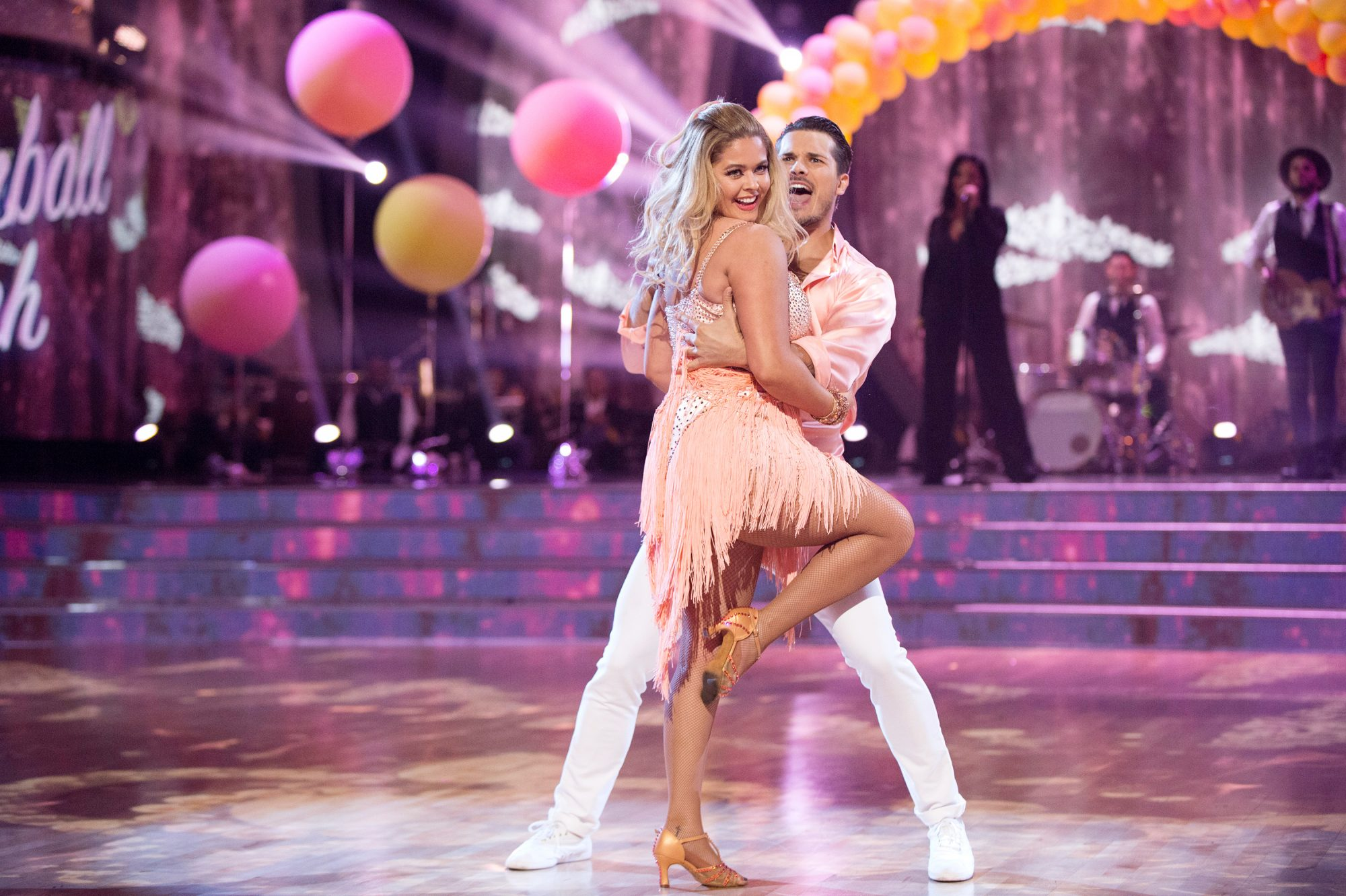 Pretty Little Liars's Sasha Pieterse Lost 37 Pounds on <em>Dancing with the Stars</em>