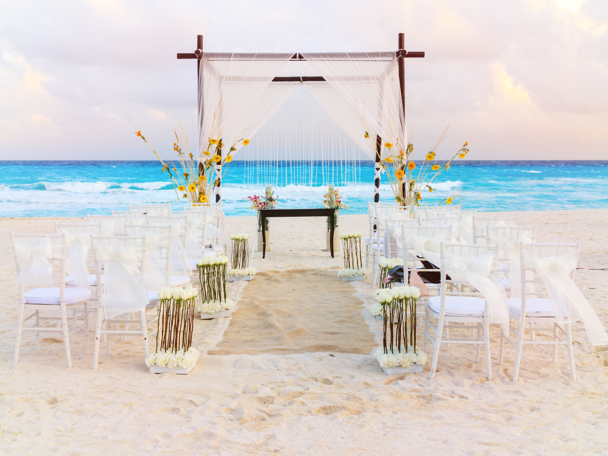 The Perfect Outfit for Every Type of Destination Wedding