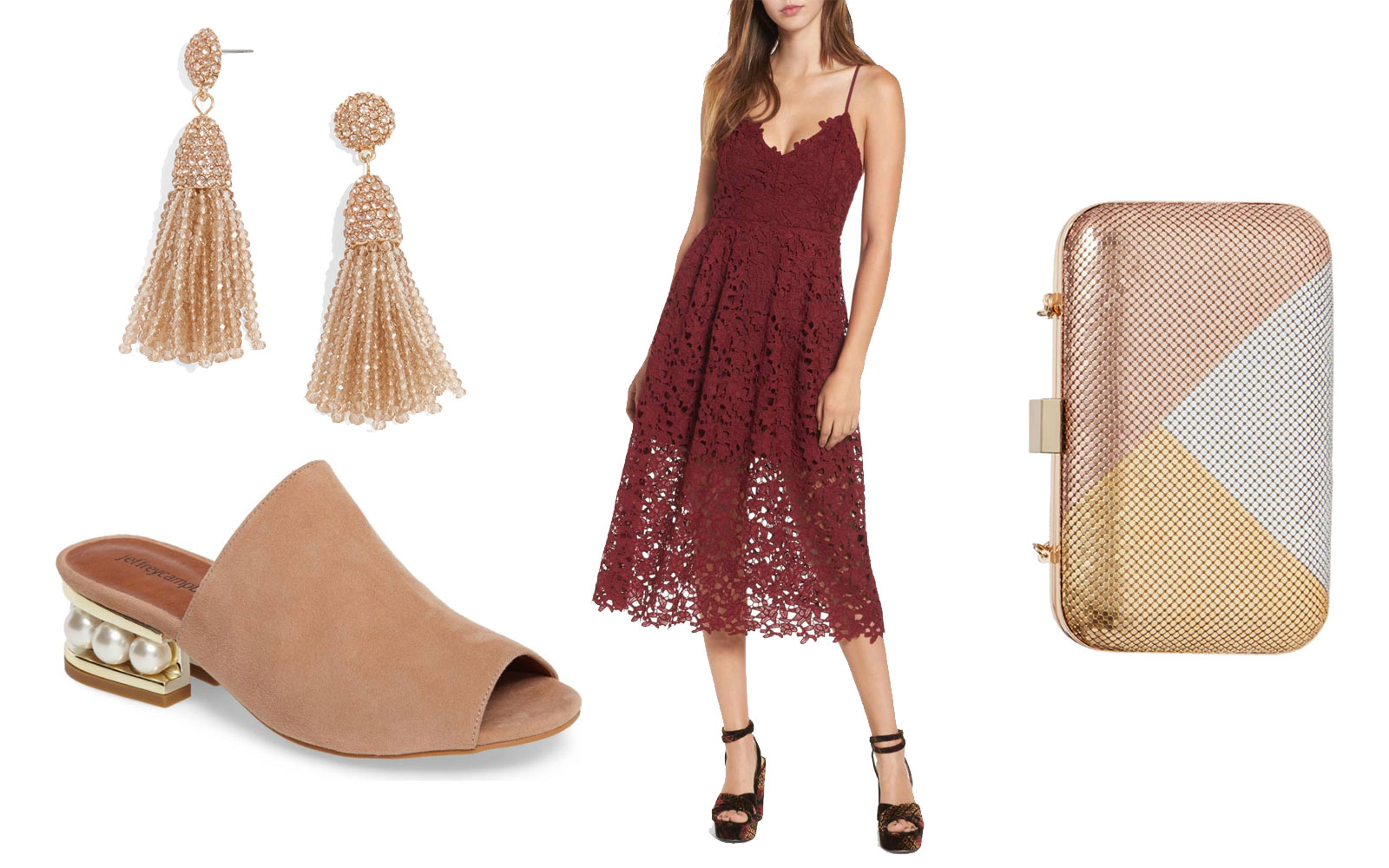 What to Wear to a Wine Country Wedding