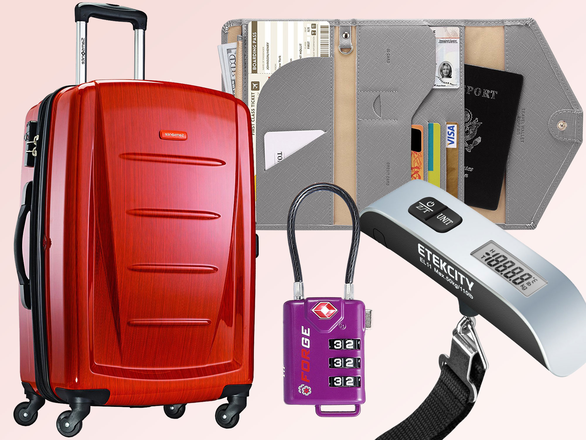 20 Best-selling Travel Products on Amazon Lead
