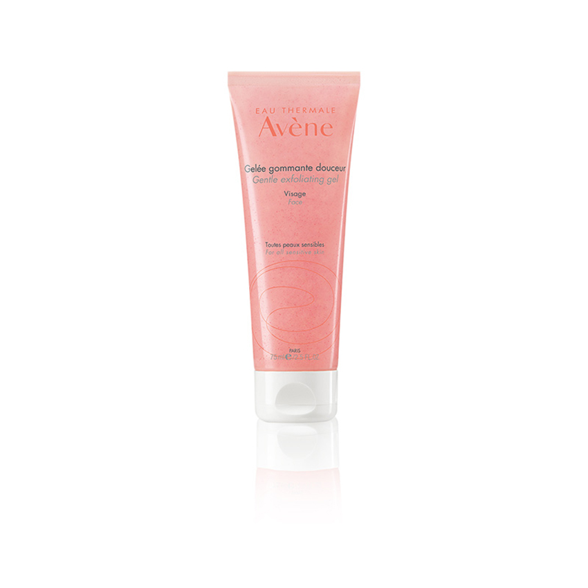 Best Exfoliator for Sensitive Skin: Avéne Gentle Exfoliating Gel