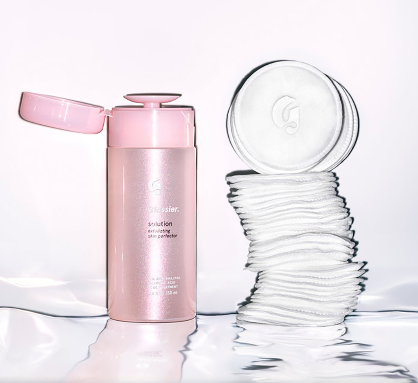 Best Exfoliator for Acne: Glossier Solution