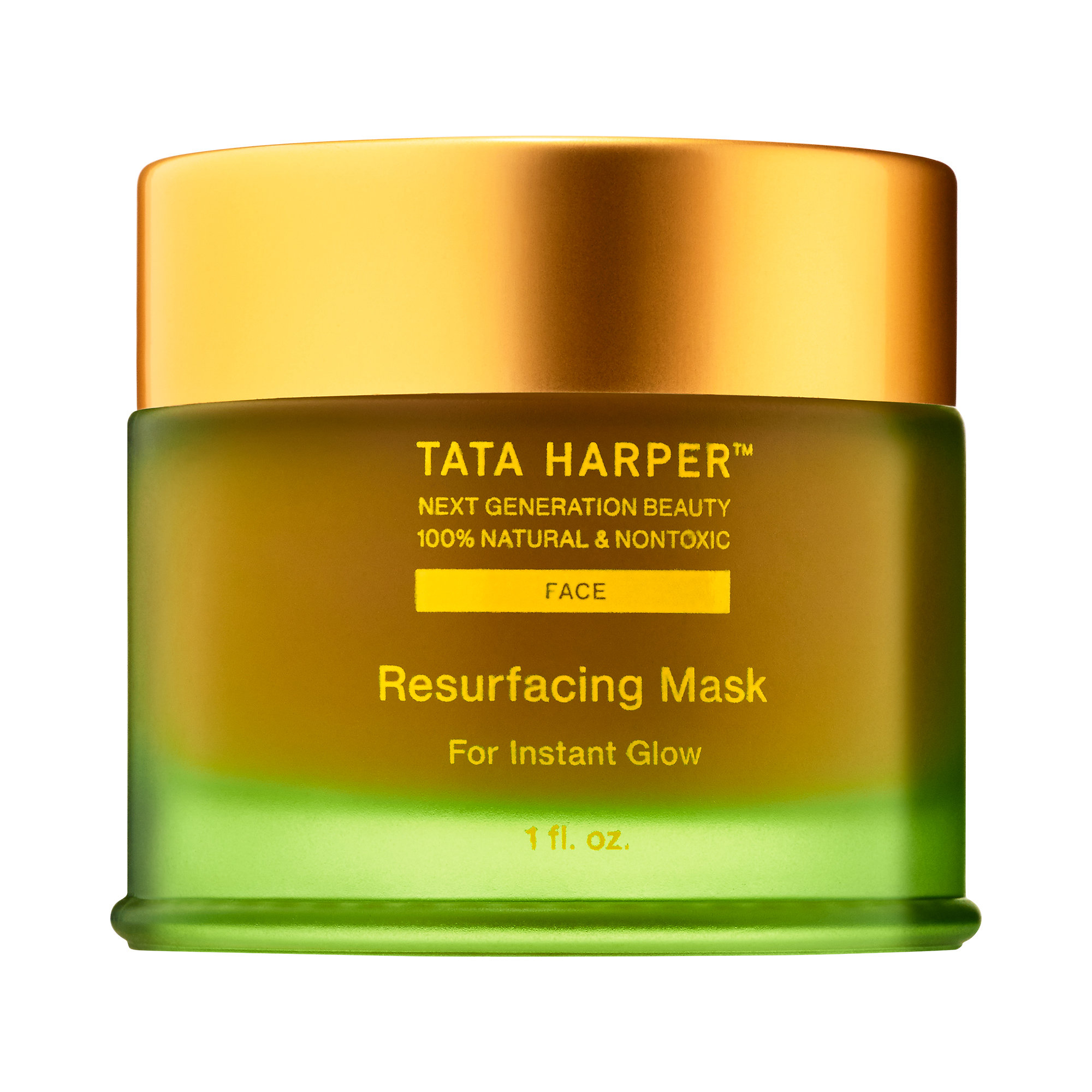 Best Clean Beauty Exfoliator: TATA HARPER Resurfacing Mask