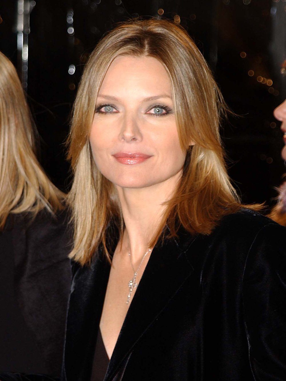 Michelle Pfeiffer Hair Transformation | InStyle.com