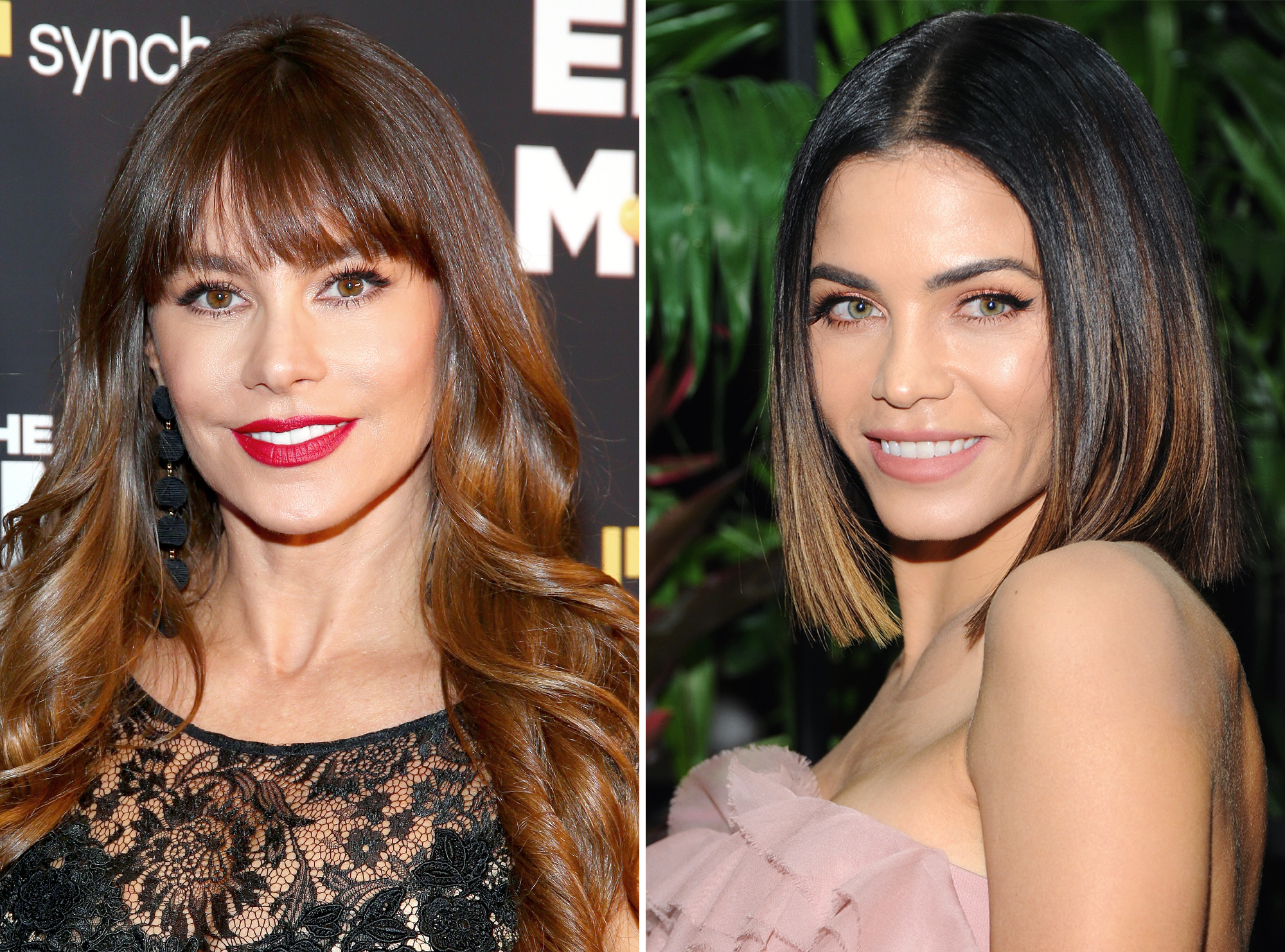Flattering Haircut Ideas for Thick Hair | InStyle.com