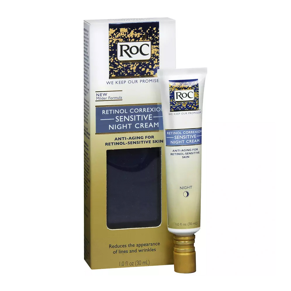 <p>RoC Retinol Correxion Sensitive Night Cream</p>