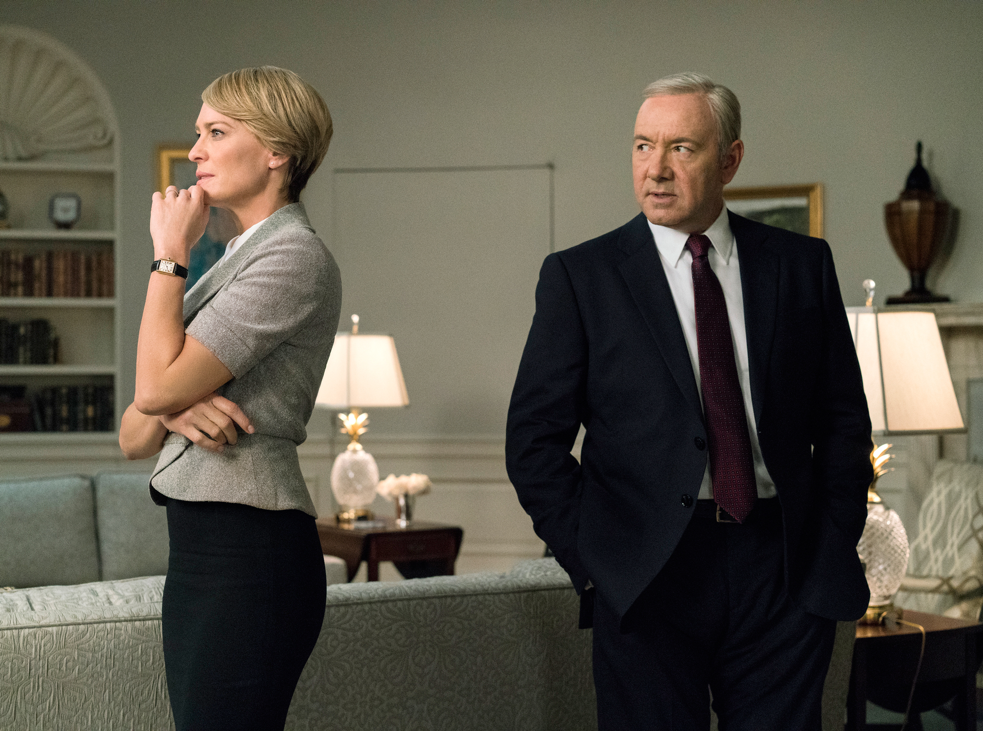 A <em>House of Cards</em> Spin-Off May Be Coming to Netflix