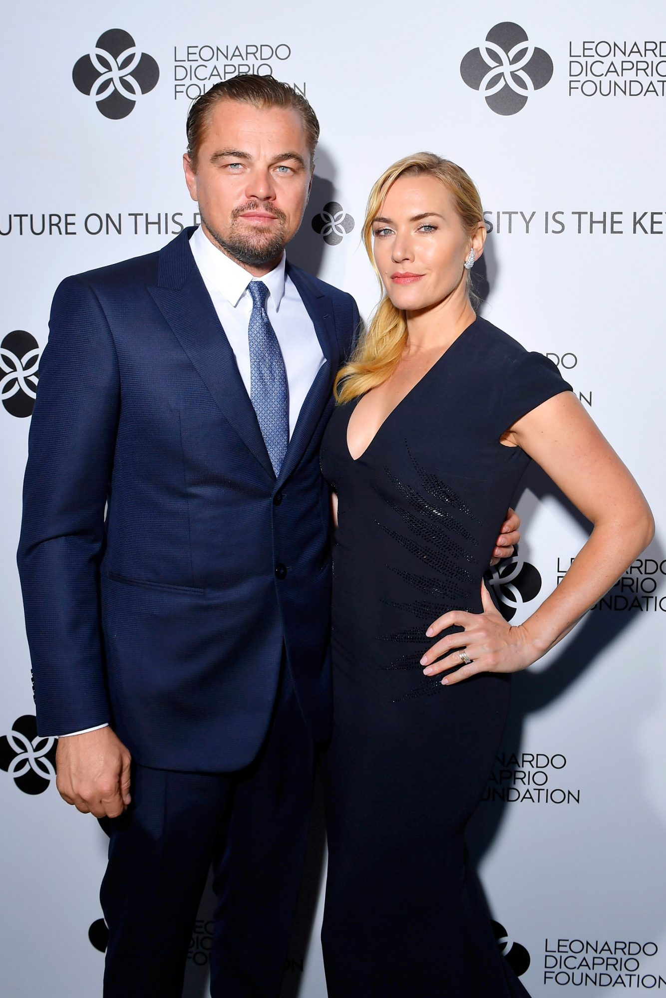 Still Got It: Leonardo DiCaprio and Kate Winslet