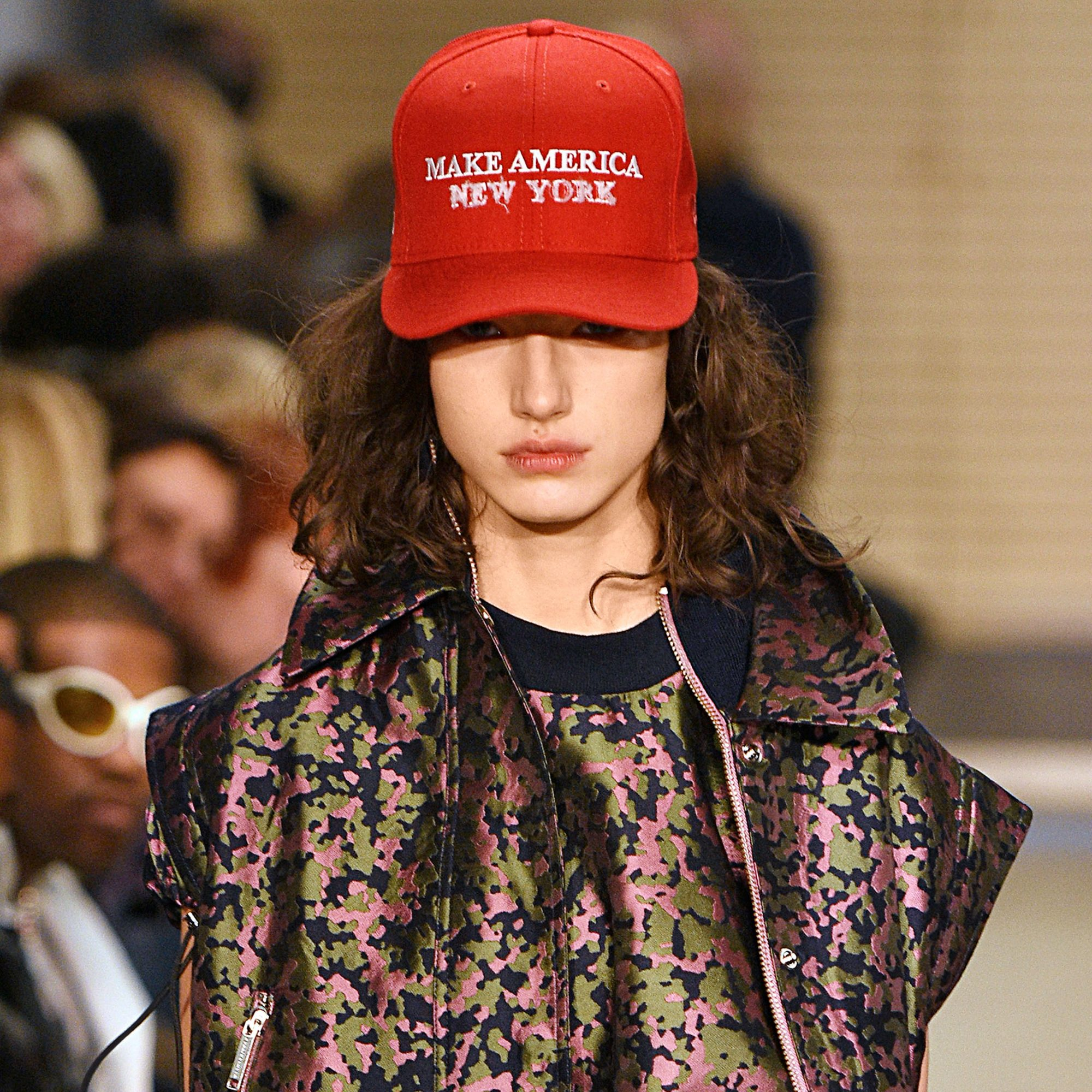 InStyle December Style 100 - Embed - 14 Make America Hat
