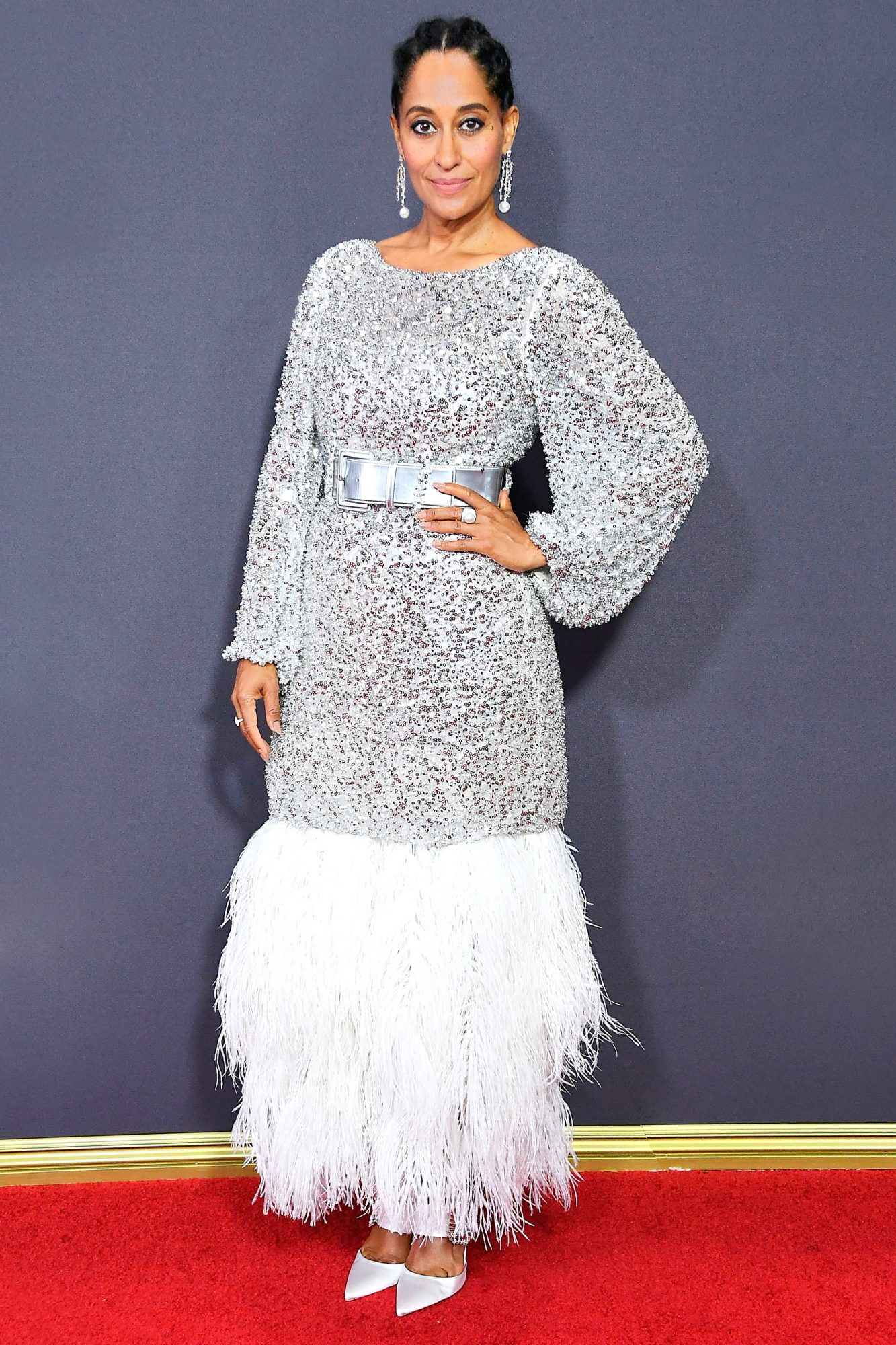 <p>Tracee Ellis Ross on the Red Carpet</p>