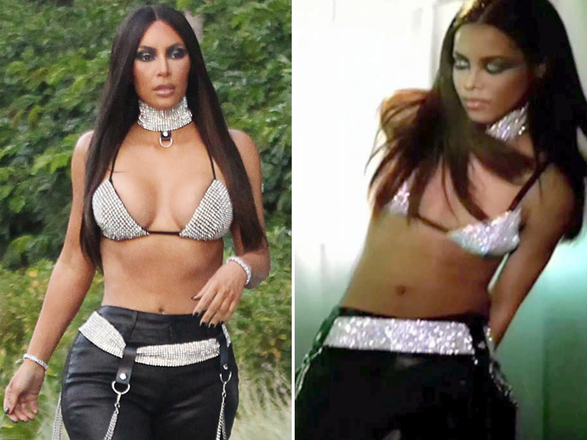 Kim Kardashian West Apologizes for Aaliyah Halloween Costume ...