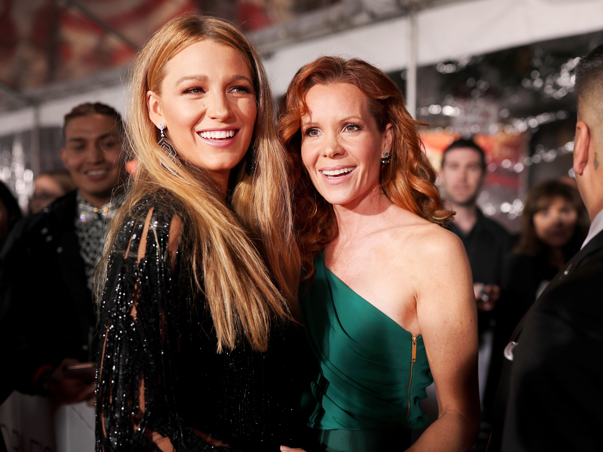 <p>Blake and Robyn Lively - Lead</p>