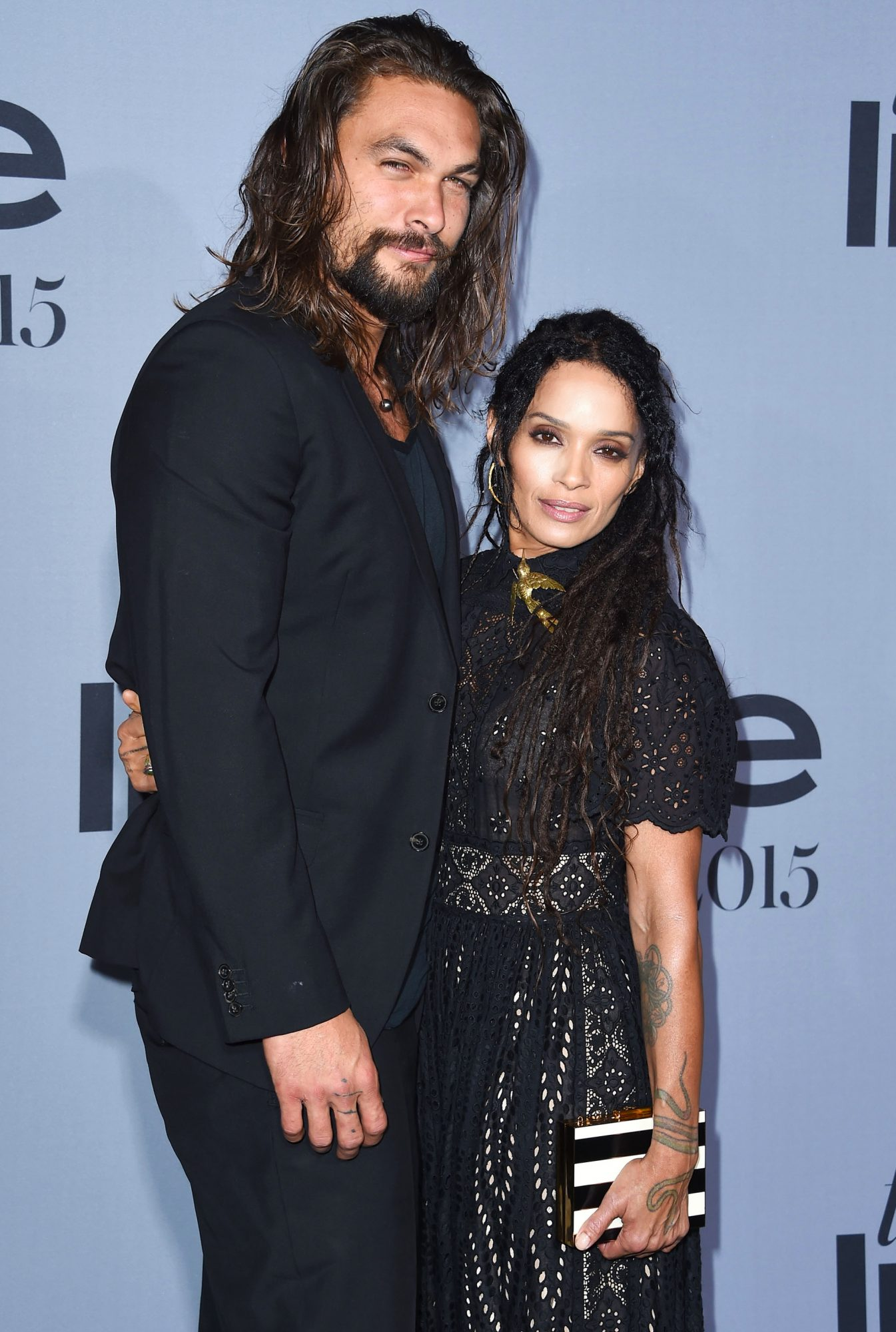Jason Momoa Wanted His and Lisa Bonet's Wedding to Remain Private