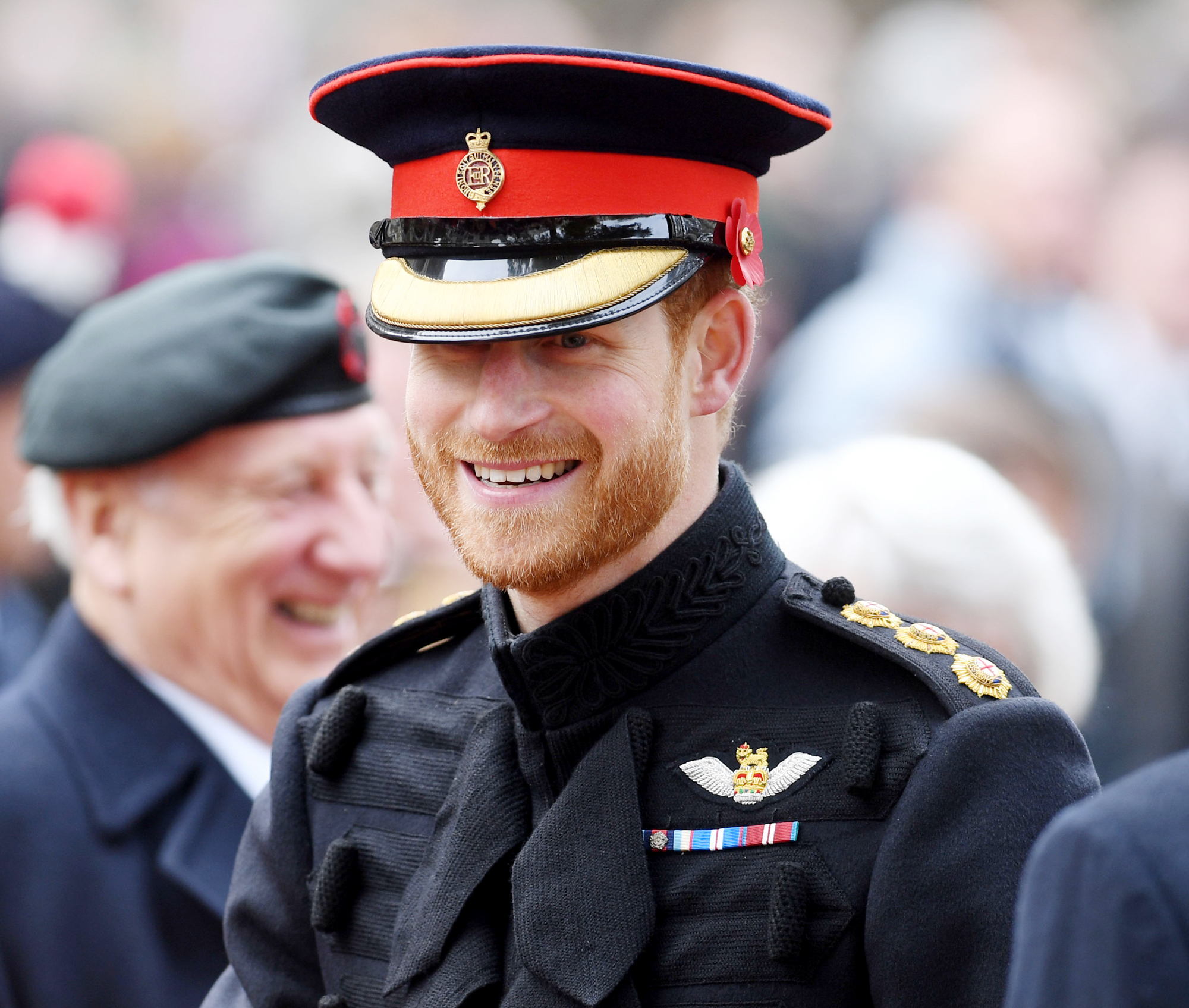When Asked About Meghan Markle, Prince Harry Cracked a Joke