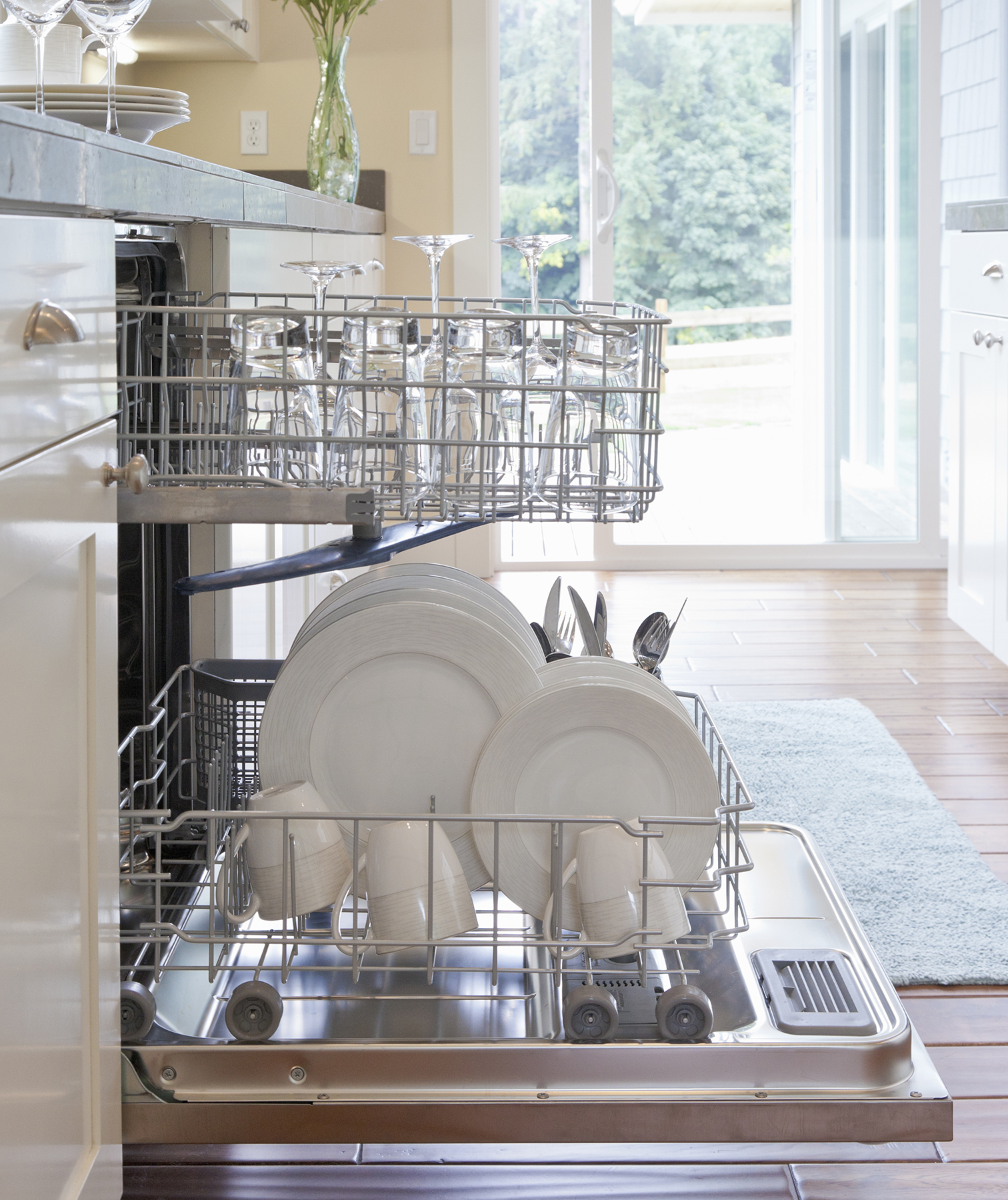 A Stinky Dishwasher