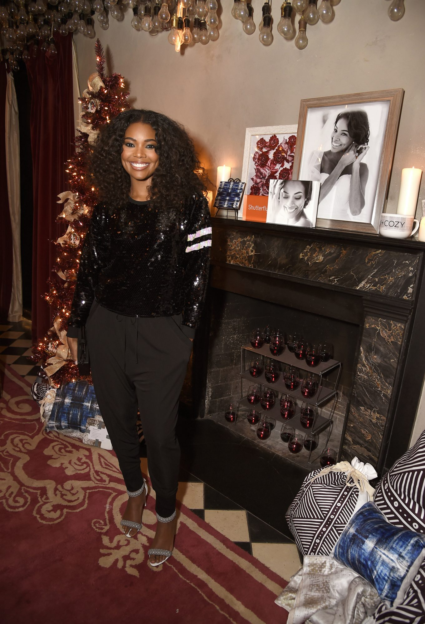 Gabrielle Union's Shutterfly Home Collection Will Change the Way You See the Brand