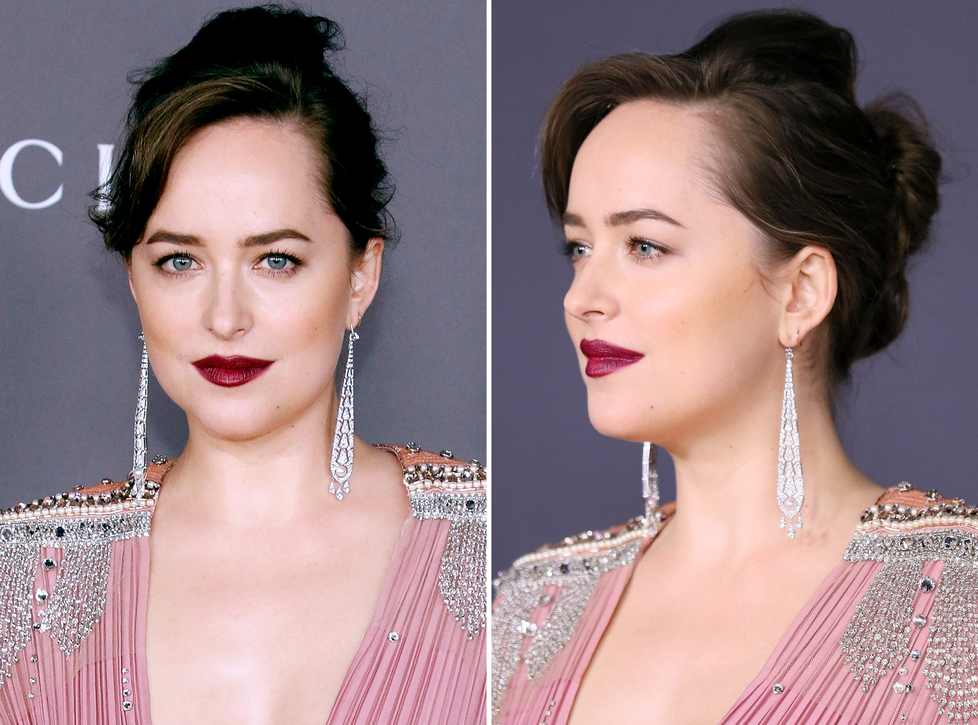 <p>Dakota Johnson </p>