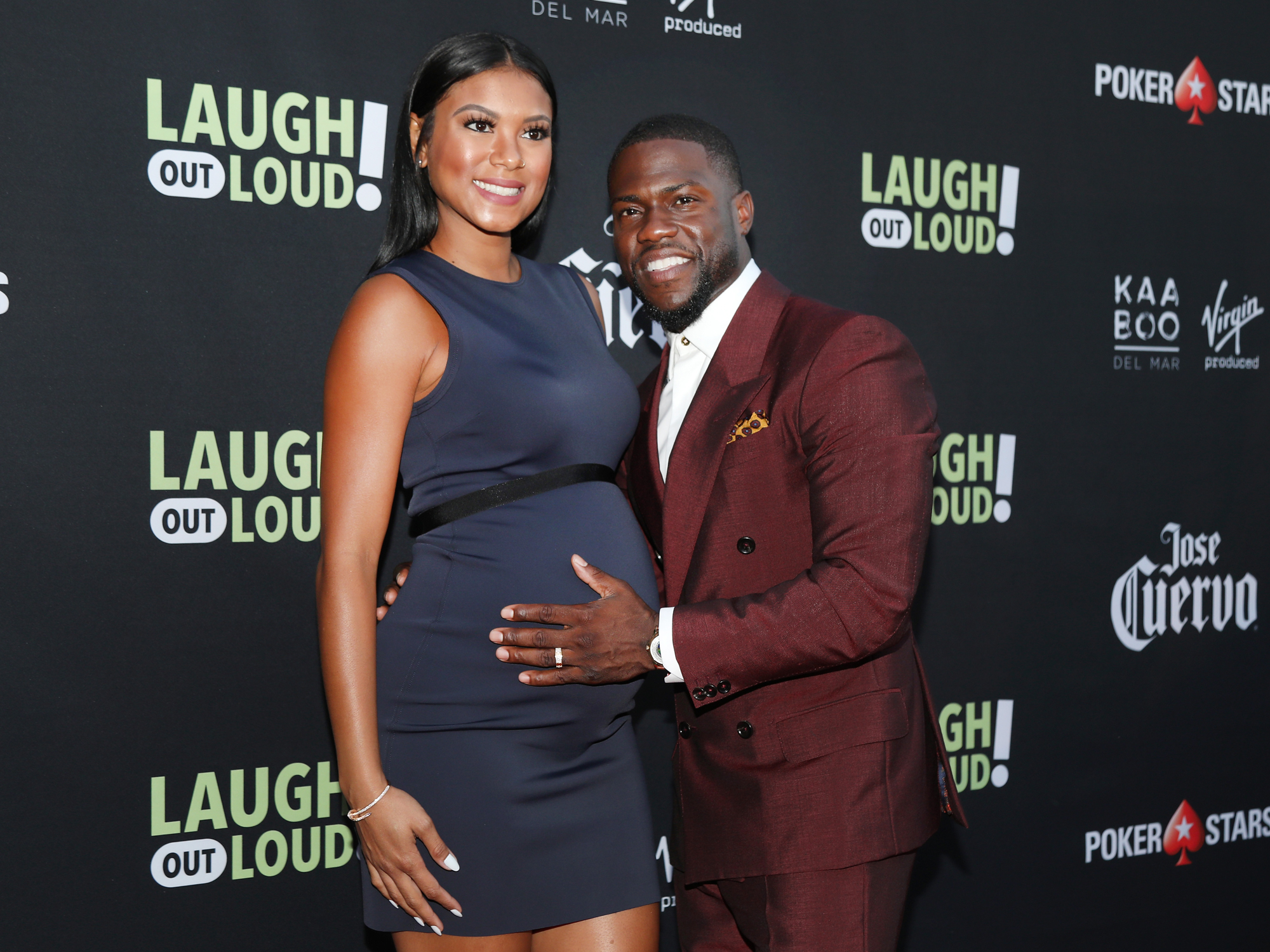 Kevin Hart and Eniko Parrish Welcome a Baby Boy—Find Out His Name!
