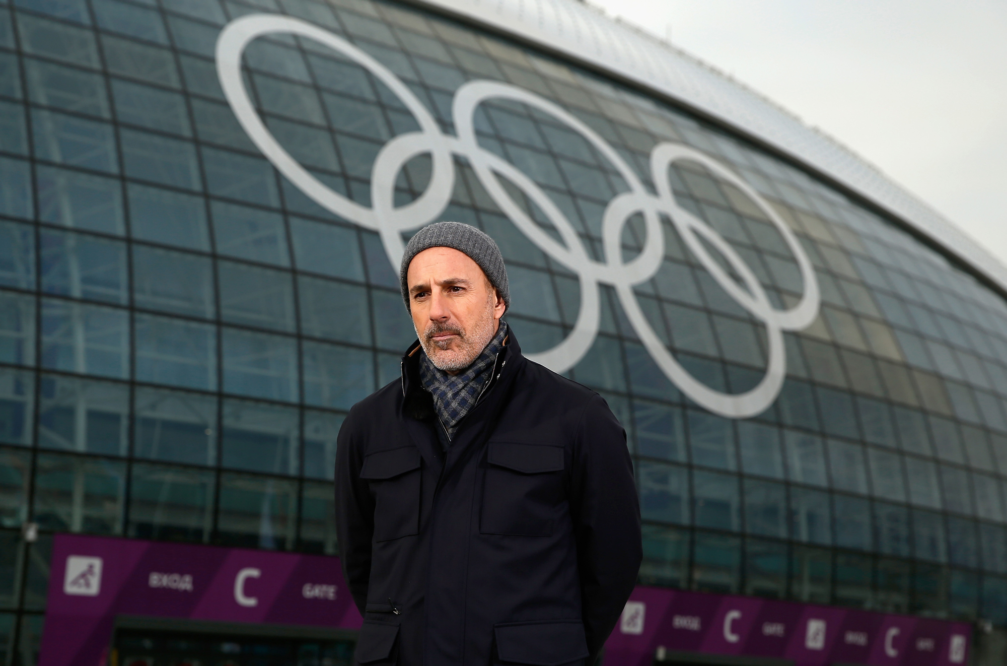 "Matt Lauer's Alleged ""Inappropriate Sexual Behavior"" Occurred at the Sochi Olympics: Source"
