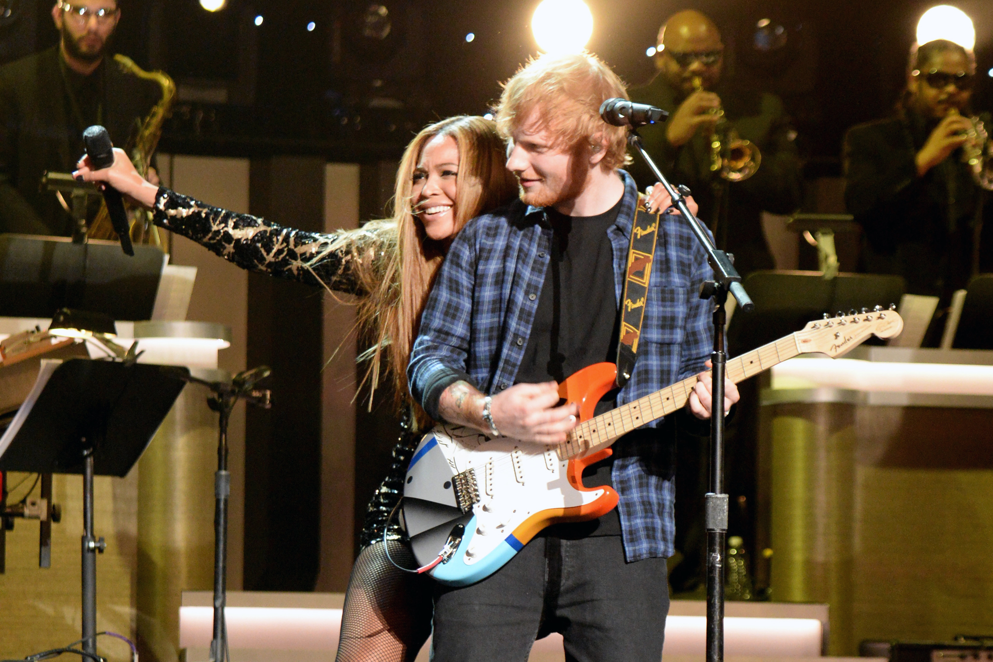 Beyoncé and Ed Sheeran Are Releasing a Love Song Together