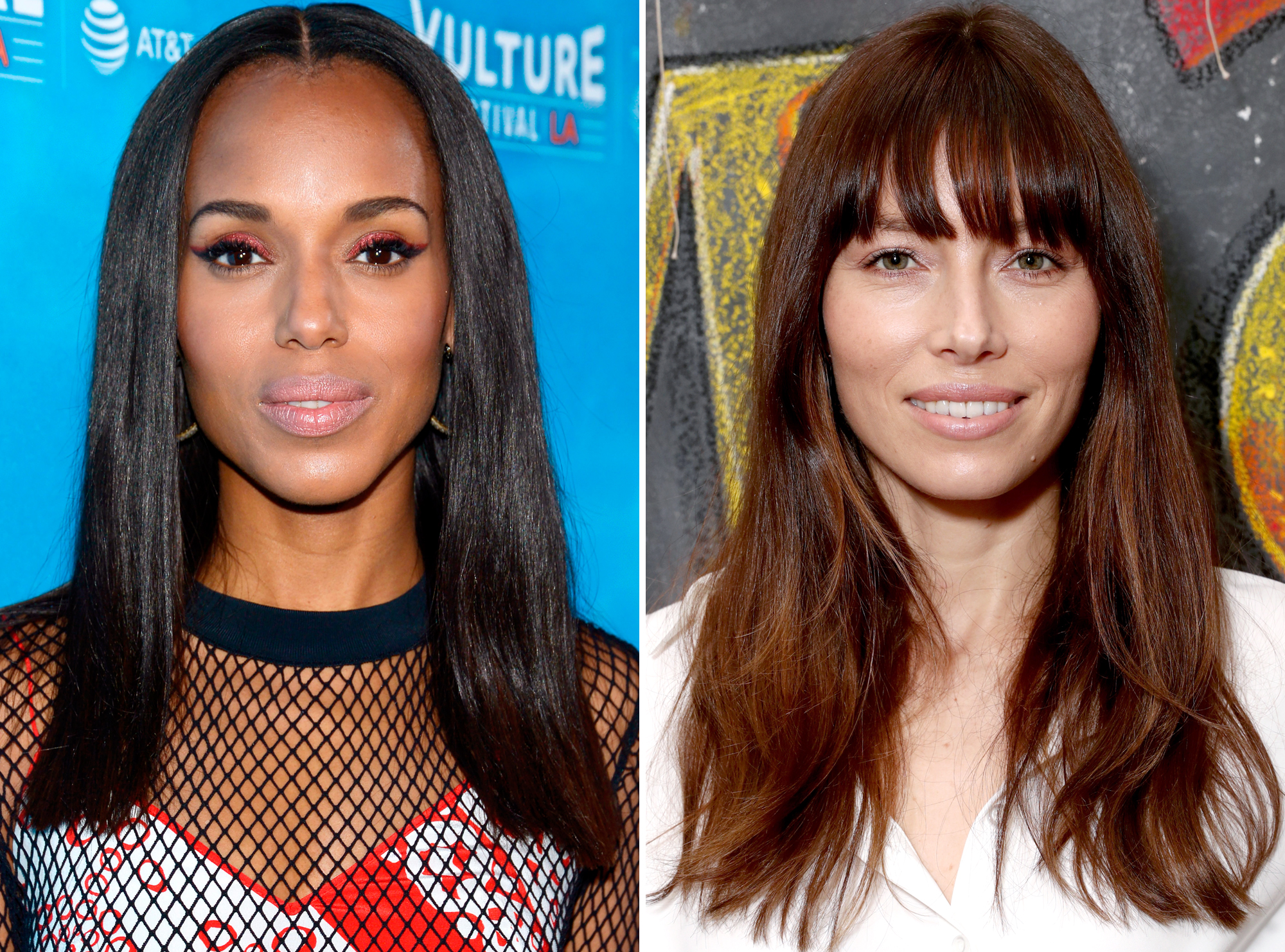 Classic Long Hairstyles That Won\'t Age You | InStyle.com