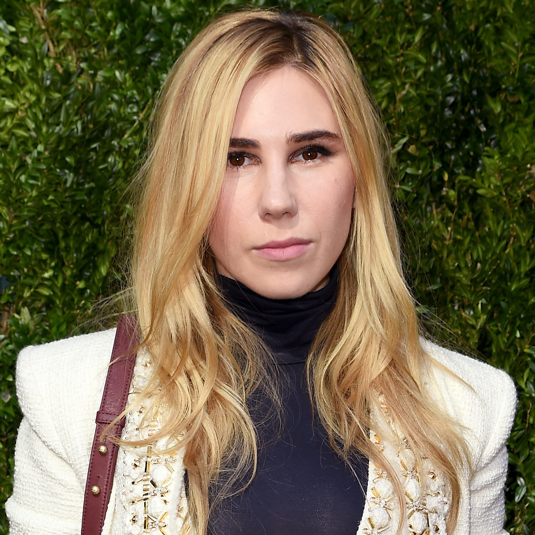 Celebs Who Revealed Health Issues in 2017 - Zosia Mamet