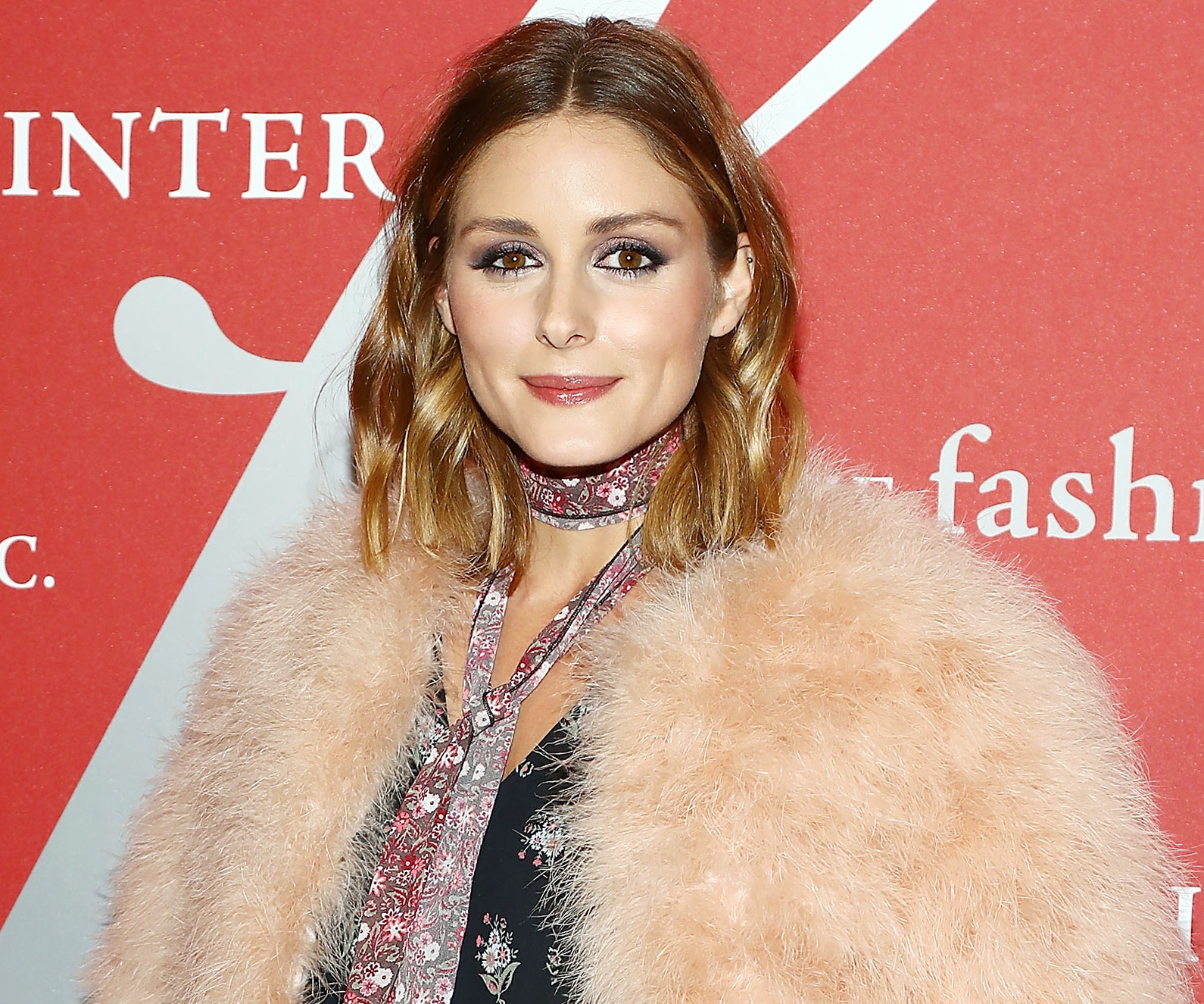 Olivia Palermo's New Hair Color Is the Winter Upgrade You Need