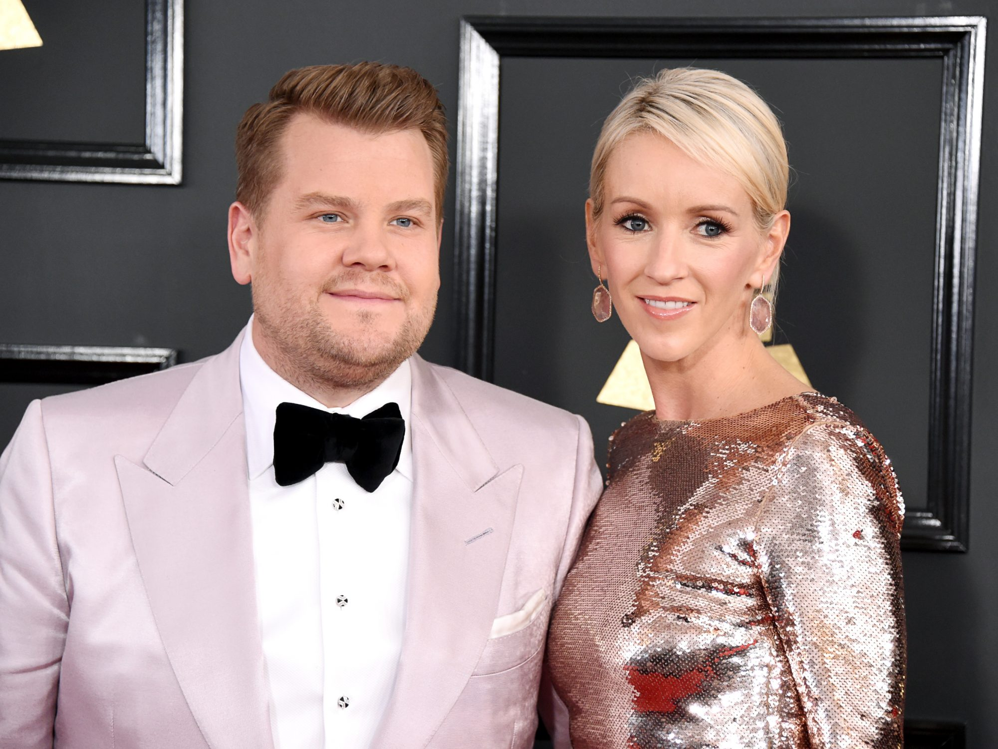 James Corden Initially Named His Daughter