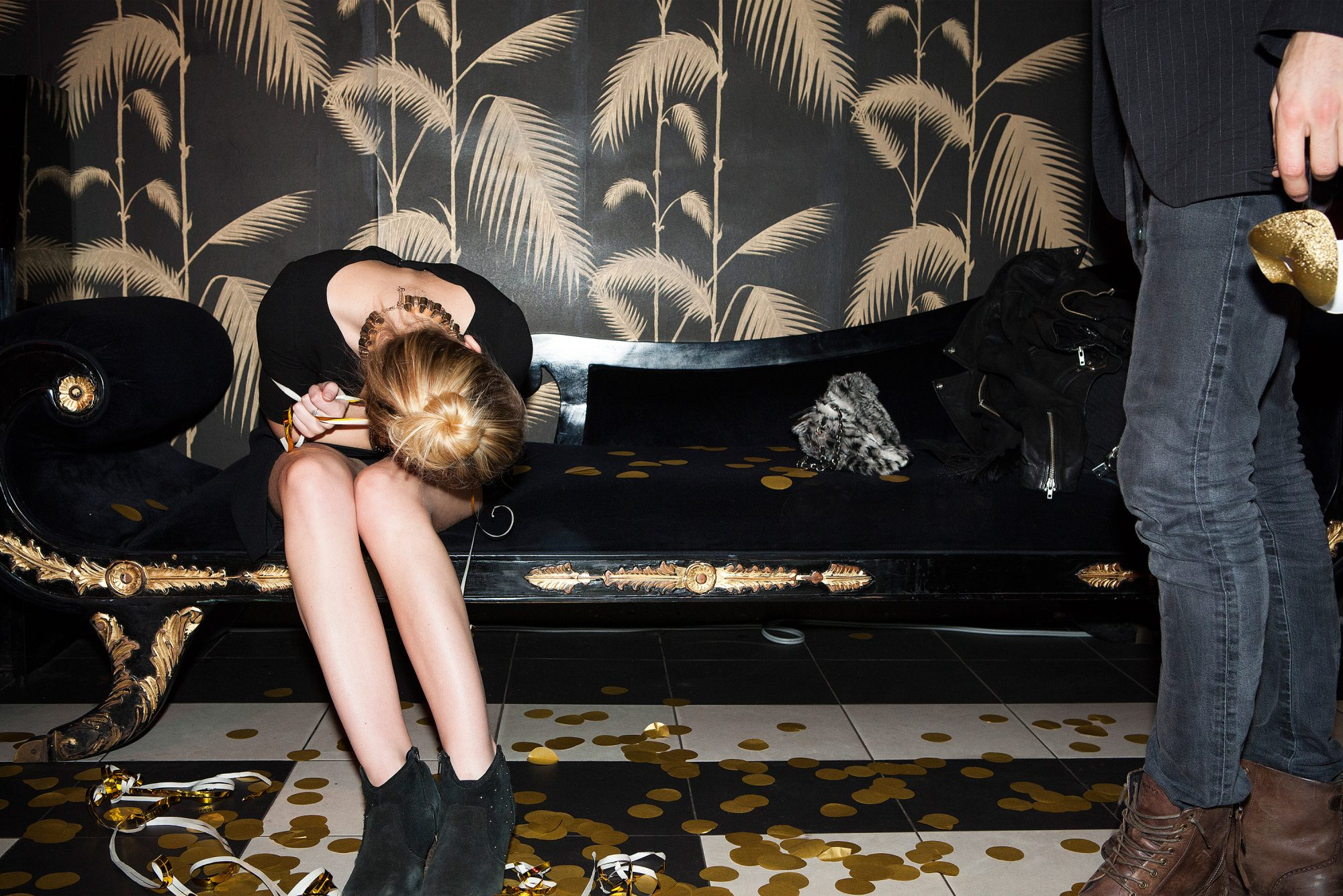 <p>New Year's Eve Anxiety</p>