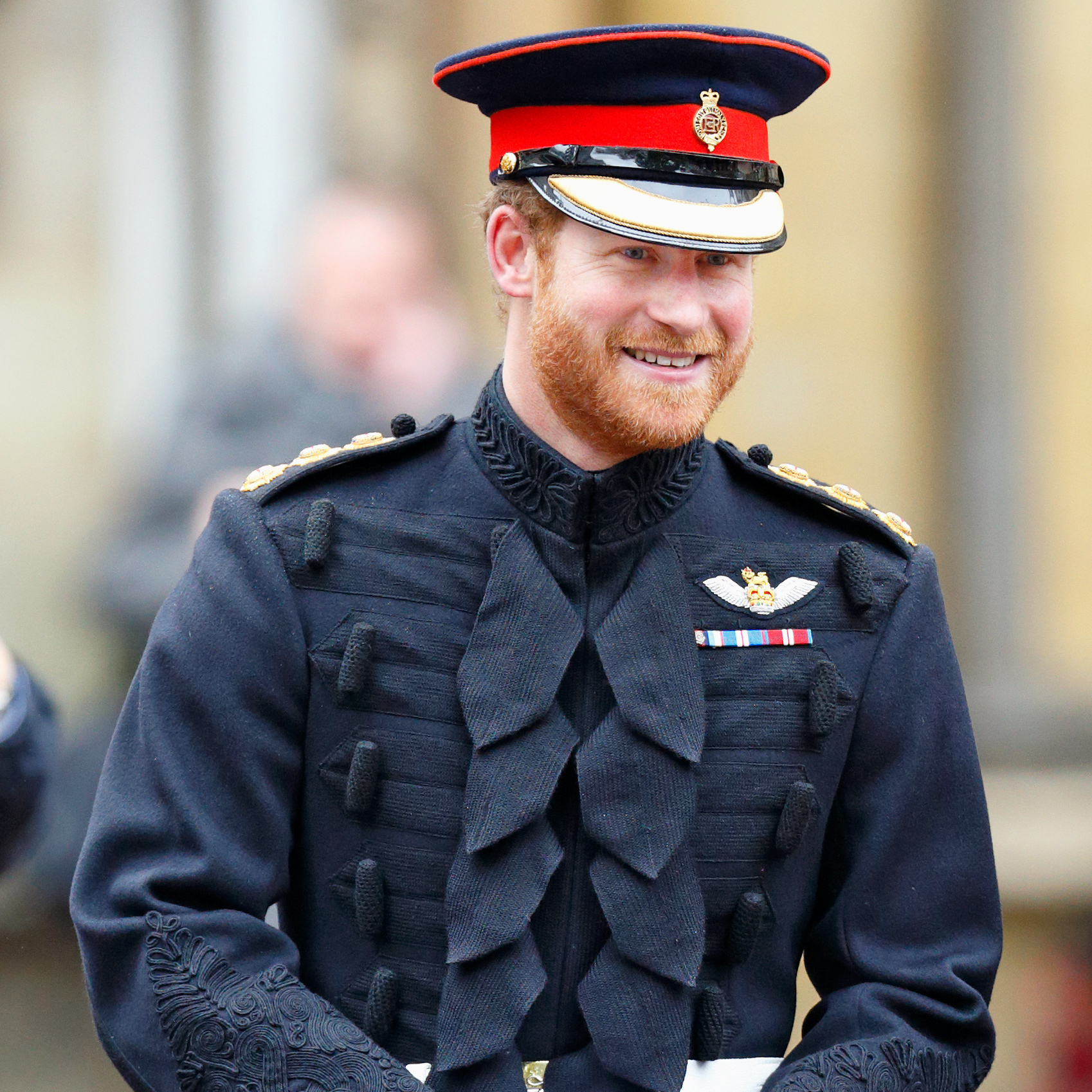 Prince Harry Is Taking on an Important New Role Before His Wedding to Meghan Markle