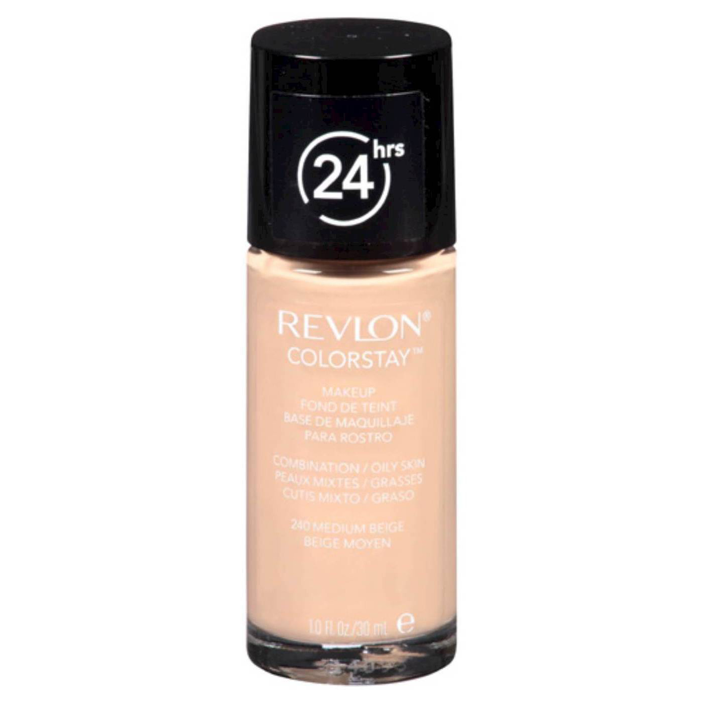 <p>Revlon ColorStay Foundation for Combination and Oily Skin</p>