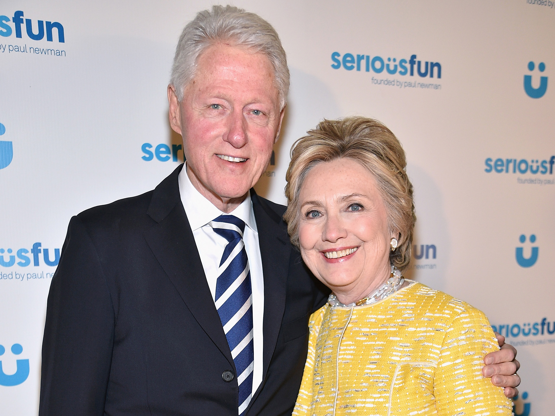 Fire Reported at Hillary and Bill Clinton's House in Chappaqua, New York