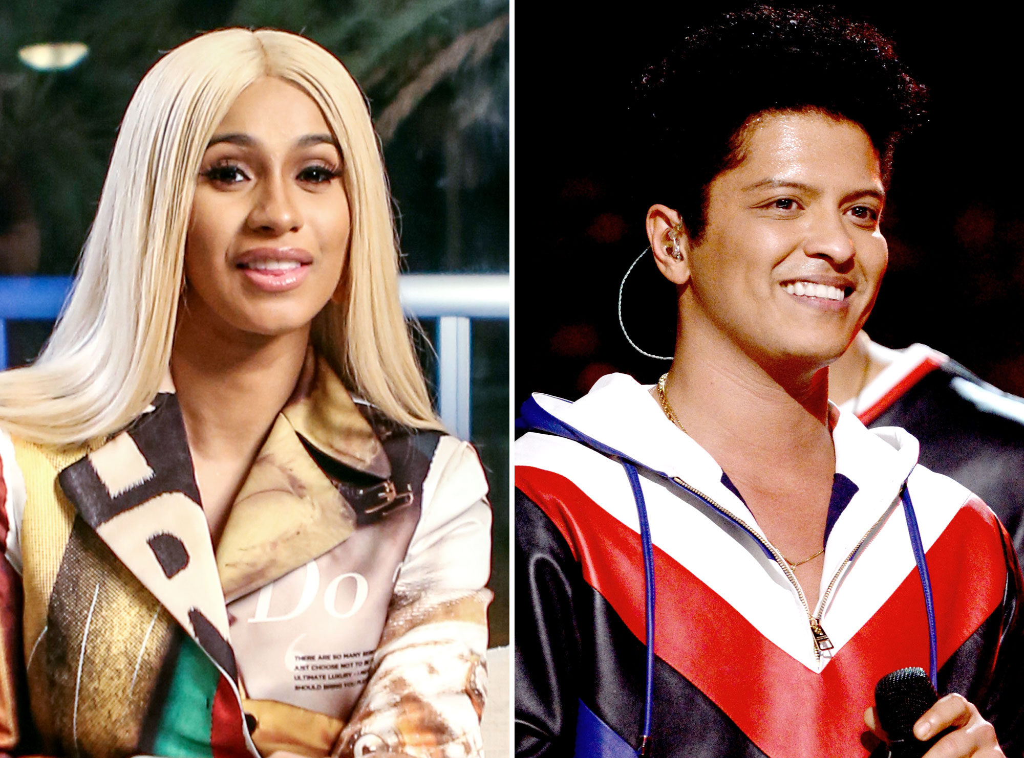 "Bruno Mars and Cardi B's ""Finesse"" Music Video Is a Total '90s Throwback"
