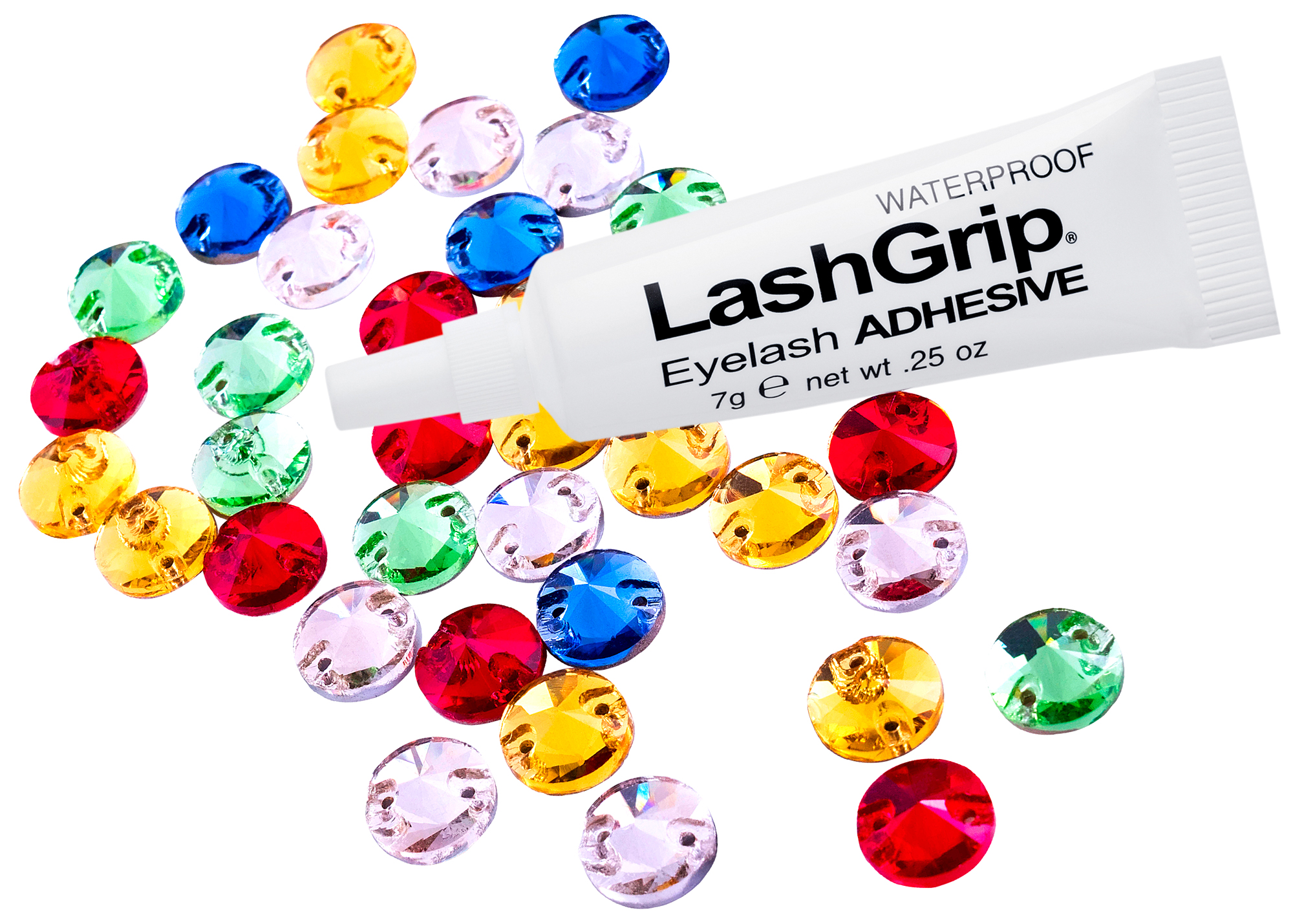 Crystals & Ardell Clear LashGrip Adhesive