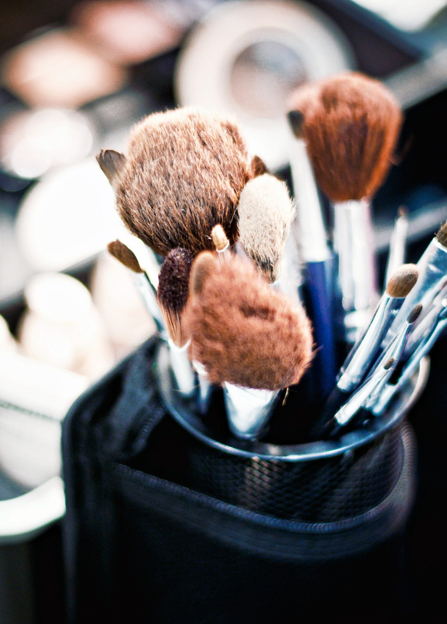 This New Product Was Made for Anyone Who Hates Cleaning Makeup Brushes