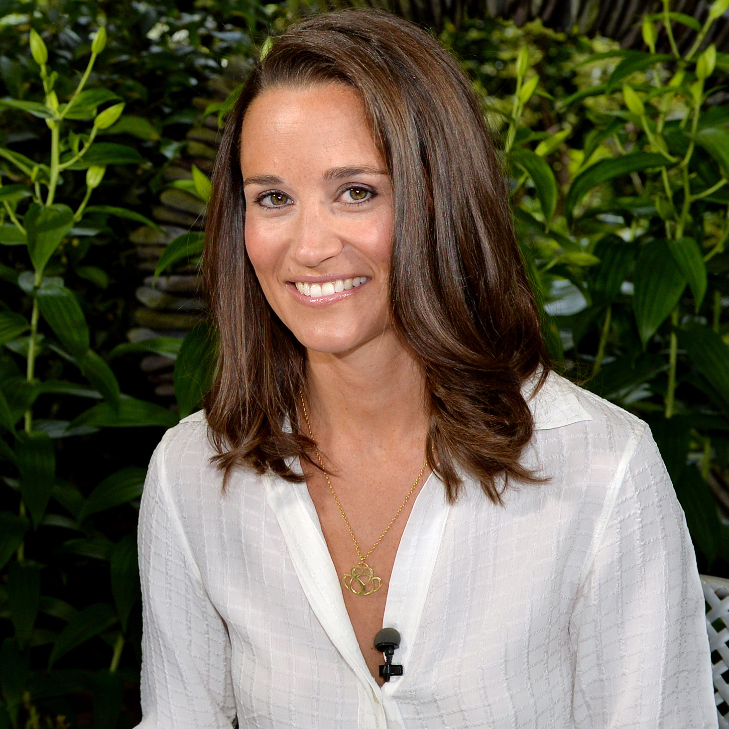 Pippa Middleton Fashion Week