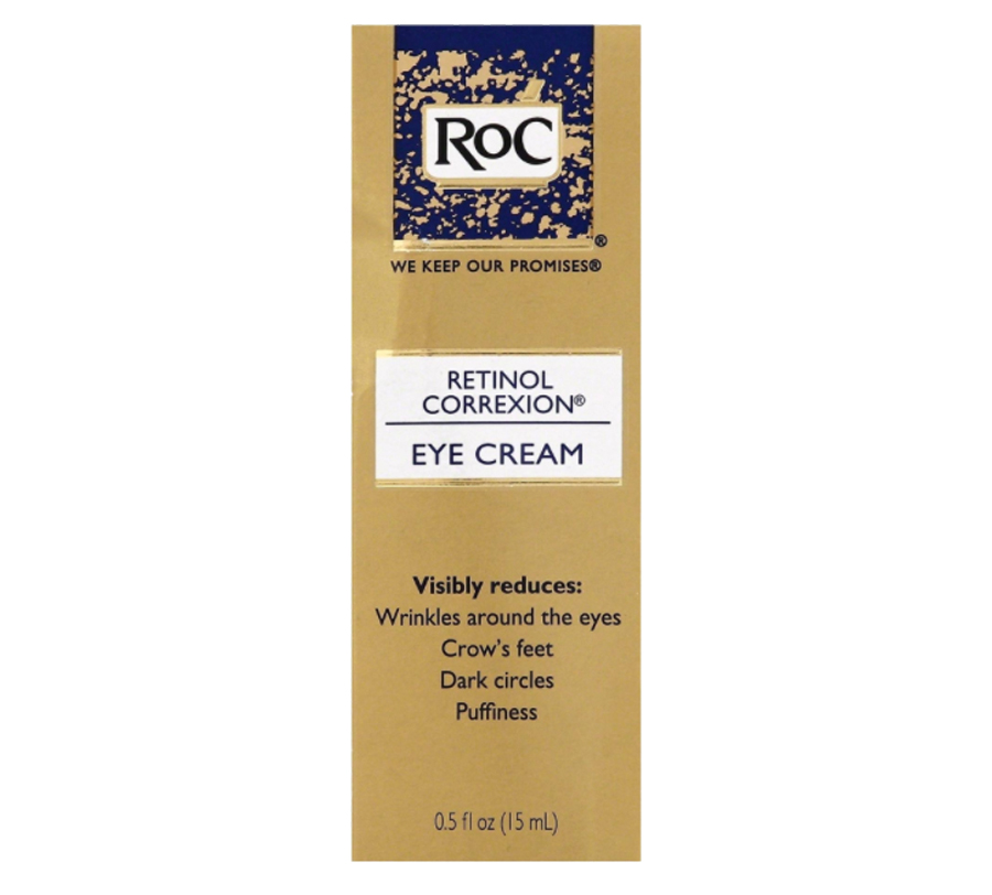 Best Retinol Eye Cream: RoC Retinol Correxion Eye Cream