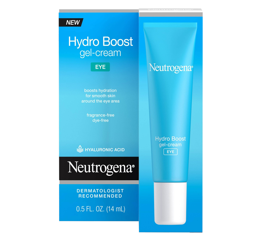 Best Lightweight Eye Cream: Neutrogena Hydro Boost Gel Cream for Eye