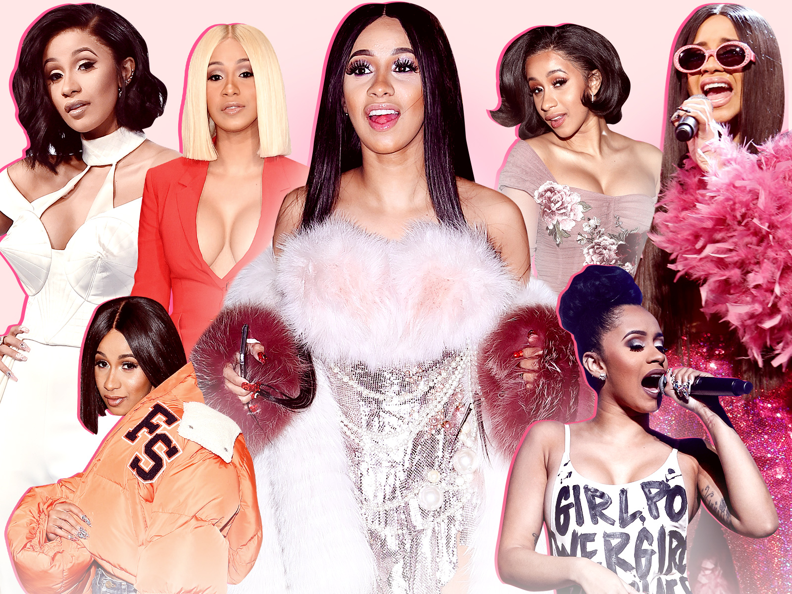 See Cardi B's Best Style Moments