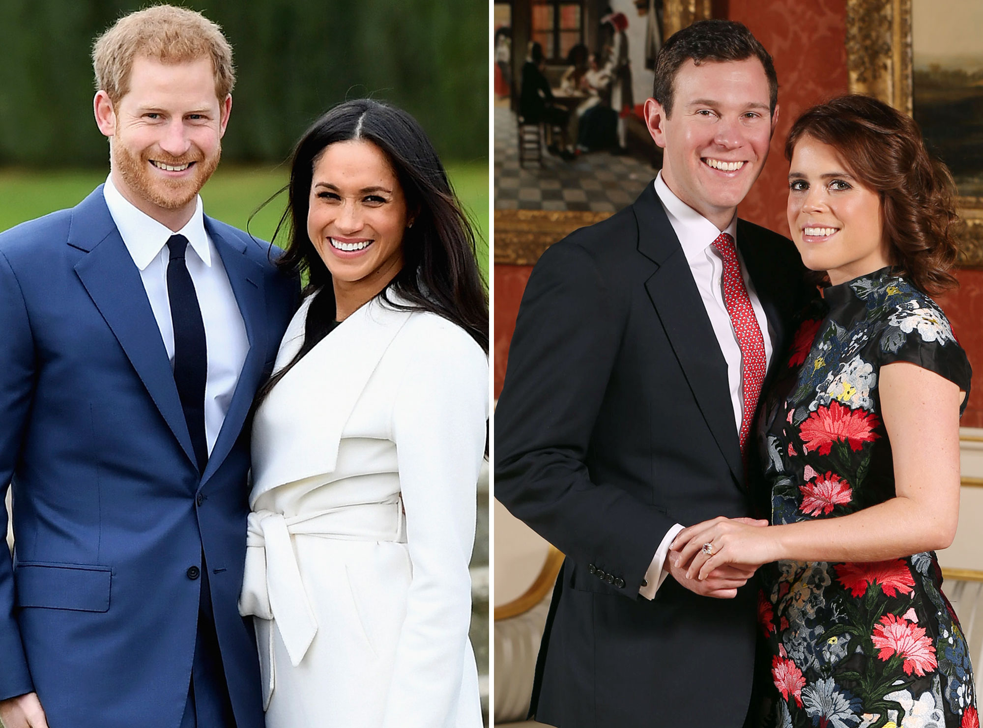 There Are 2 Royal Weddings This Year, but There's No Competition Between Them