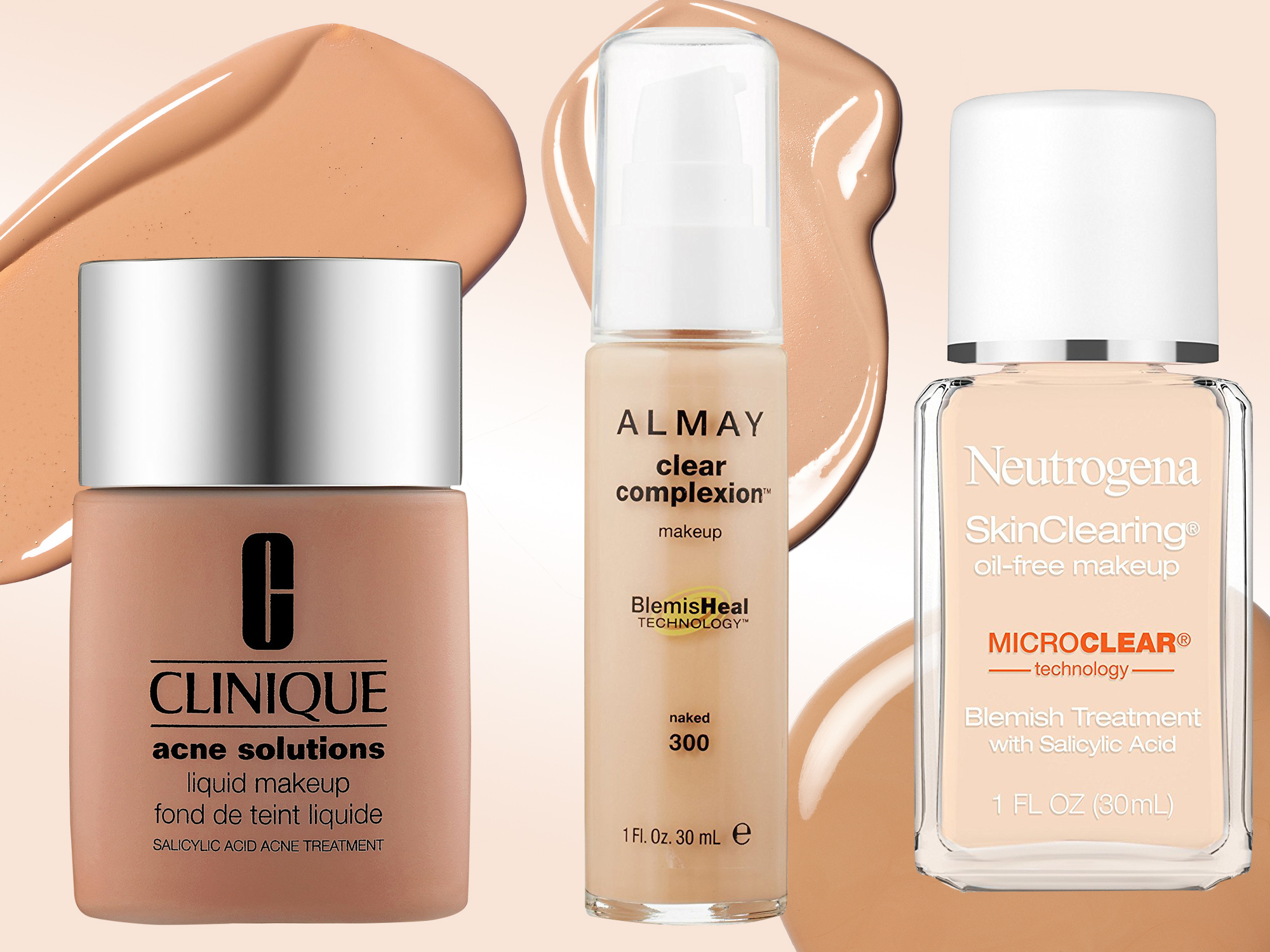 The 4 Best Foundations for Acne-Prone Skin, According to Dermatologists