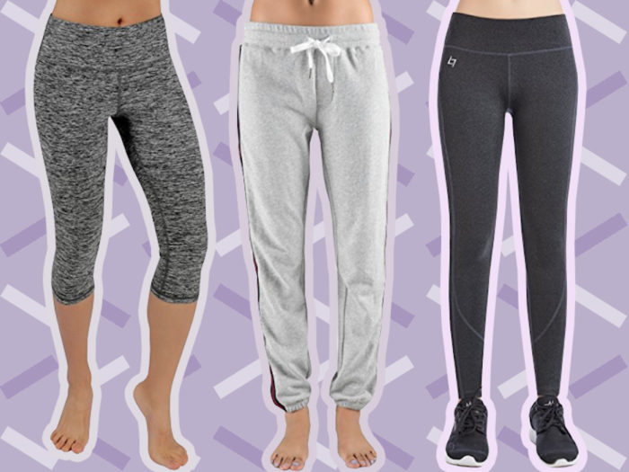 5 Yoga Pants Under $35 on Amazon, Because Yoga Pants Shouldn't Cost a Fortune