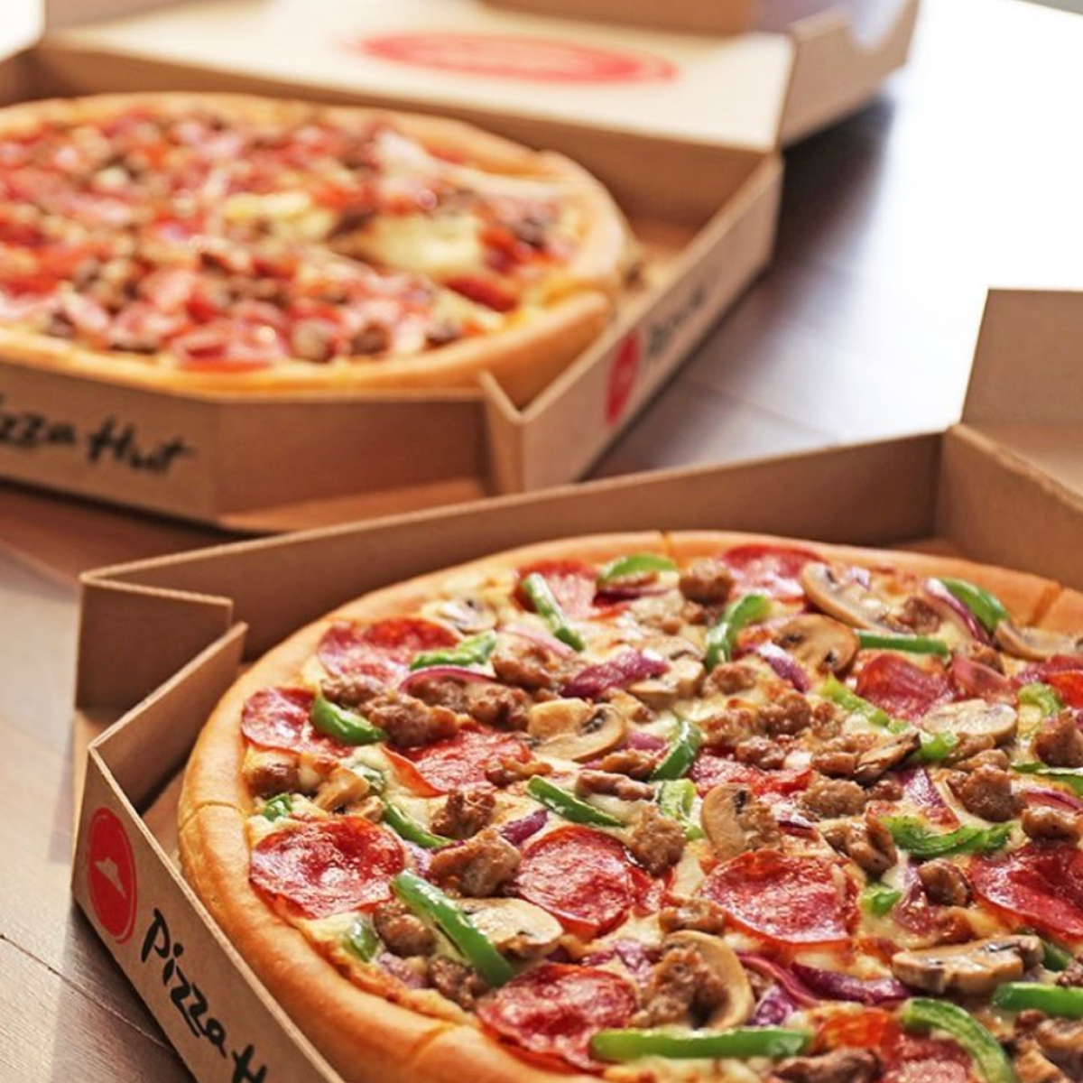 Here's How You Can Get Free Pizza on Super Bowl Sunday