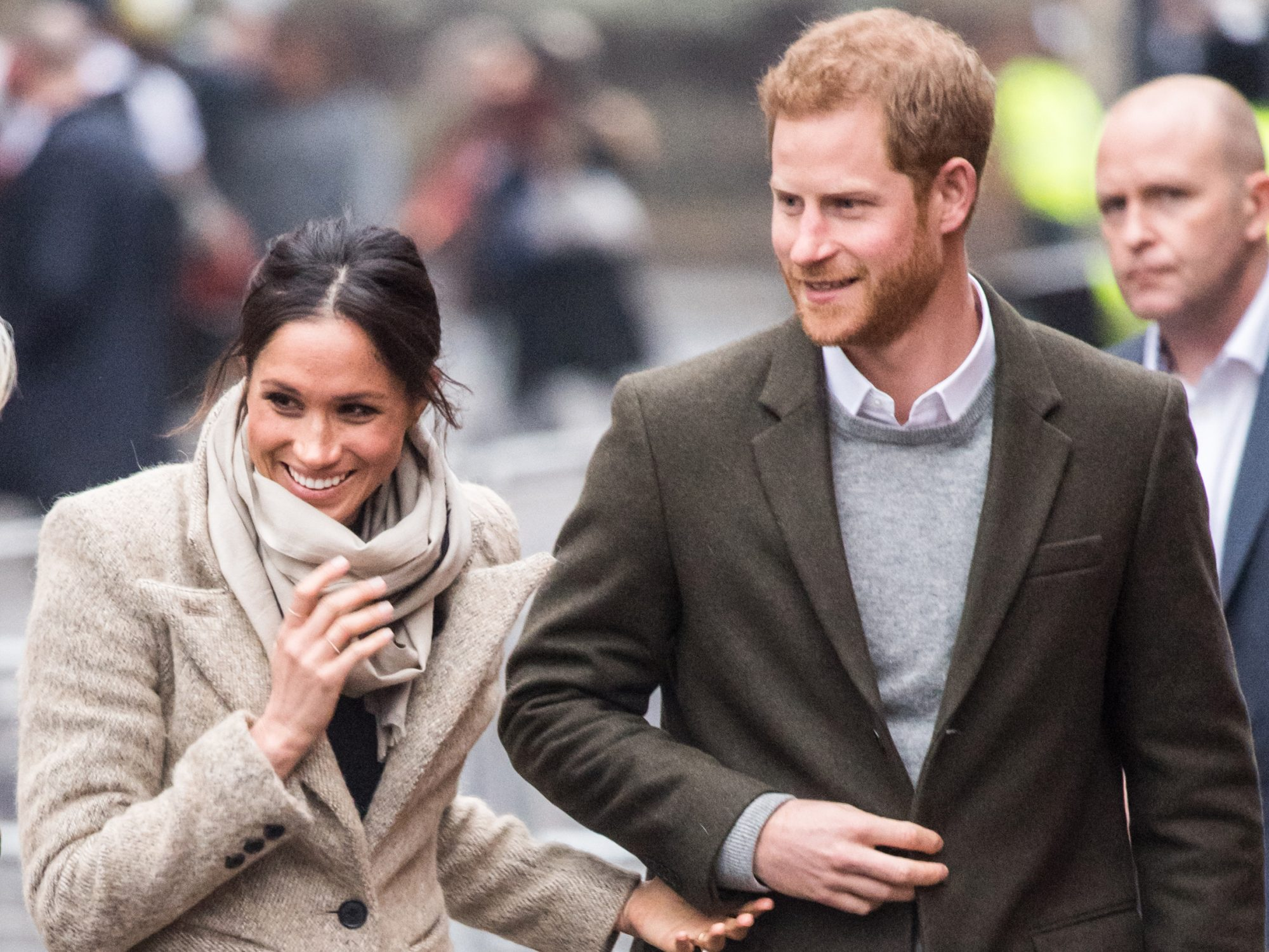 Prince Harry and Meghan Markle Have Big Travel Plans for Their First Valentine's Day as an Engaged Couple