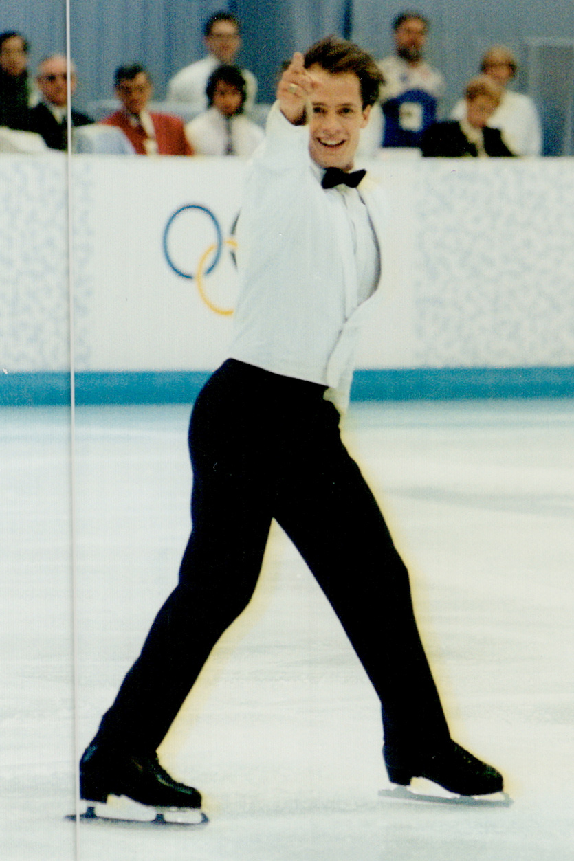 <p>Kurt Browning</p>
