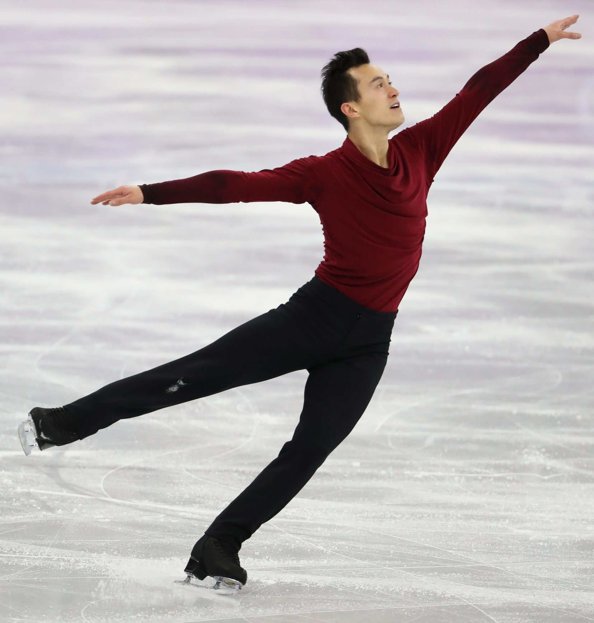<p>Patrick Chan (2018 Olympic Team Champion) </p>