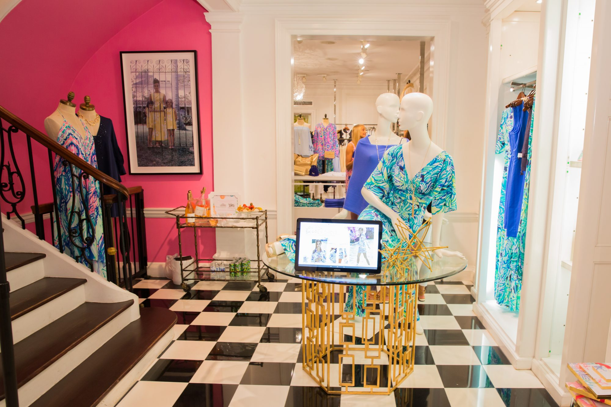 Lilly Pulitzer x Pottery Barn